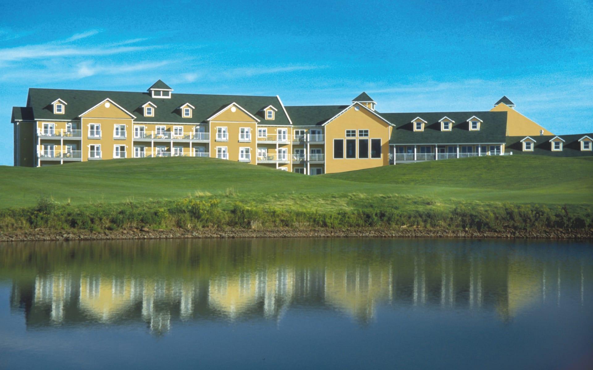 Rodd Crowbush Golf & Beach Resort in Morrel: Aussenansicht