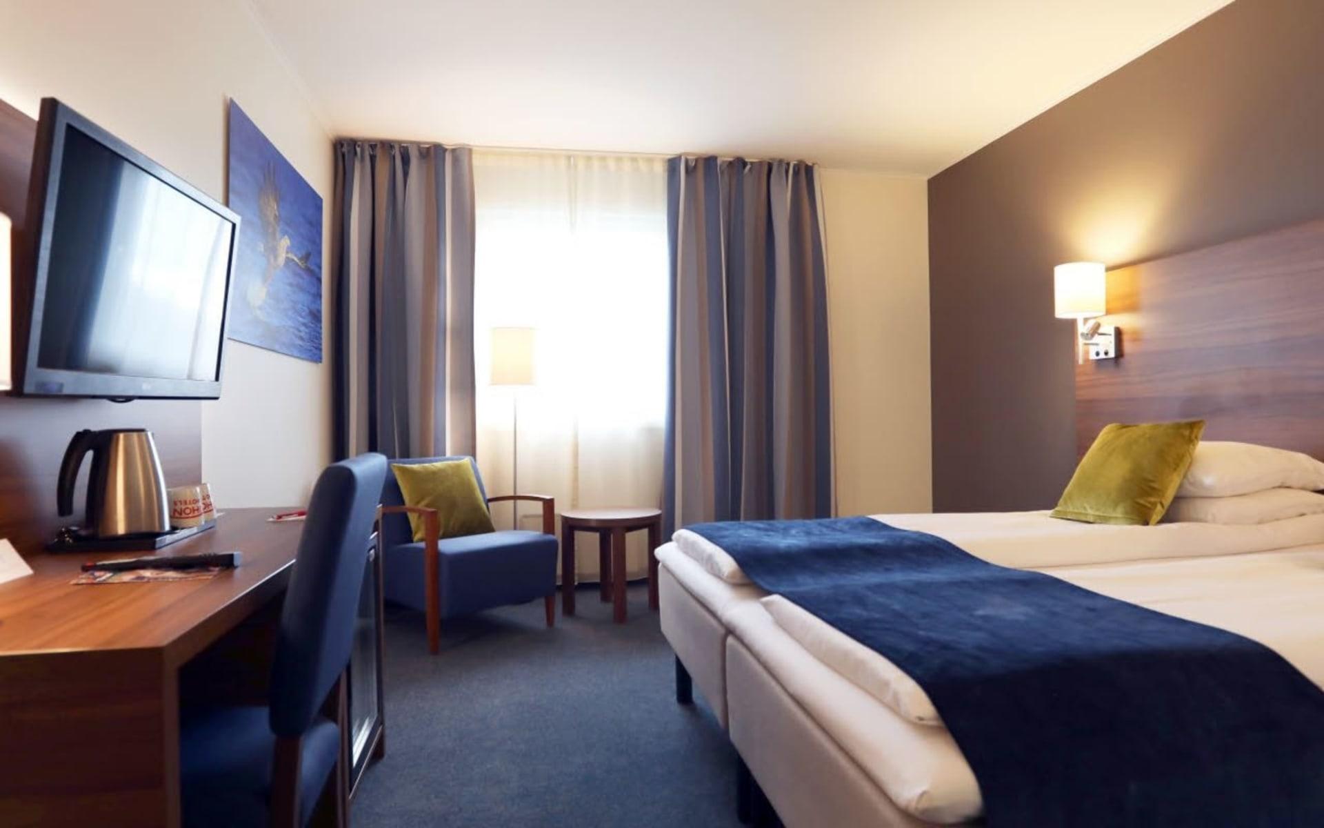 Thon Hotel Narvik: ©Thon Hotels_thon-hotel-narvik-standard-room-double-1