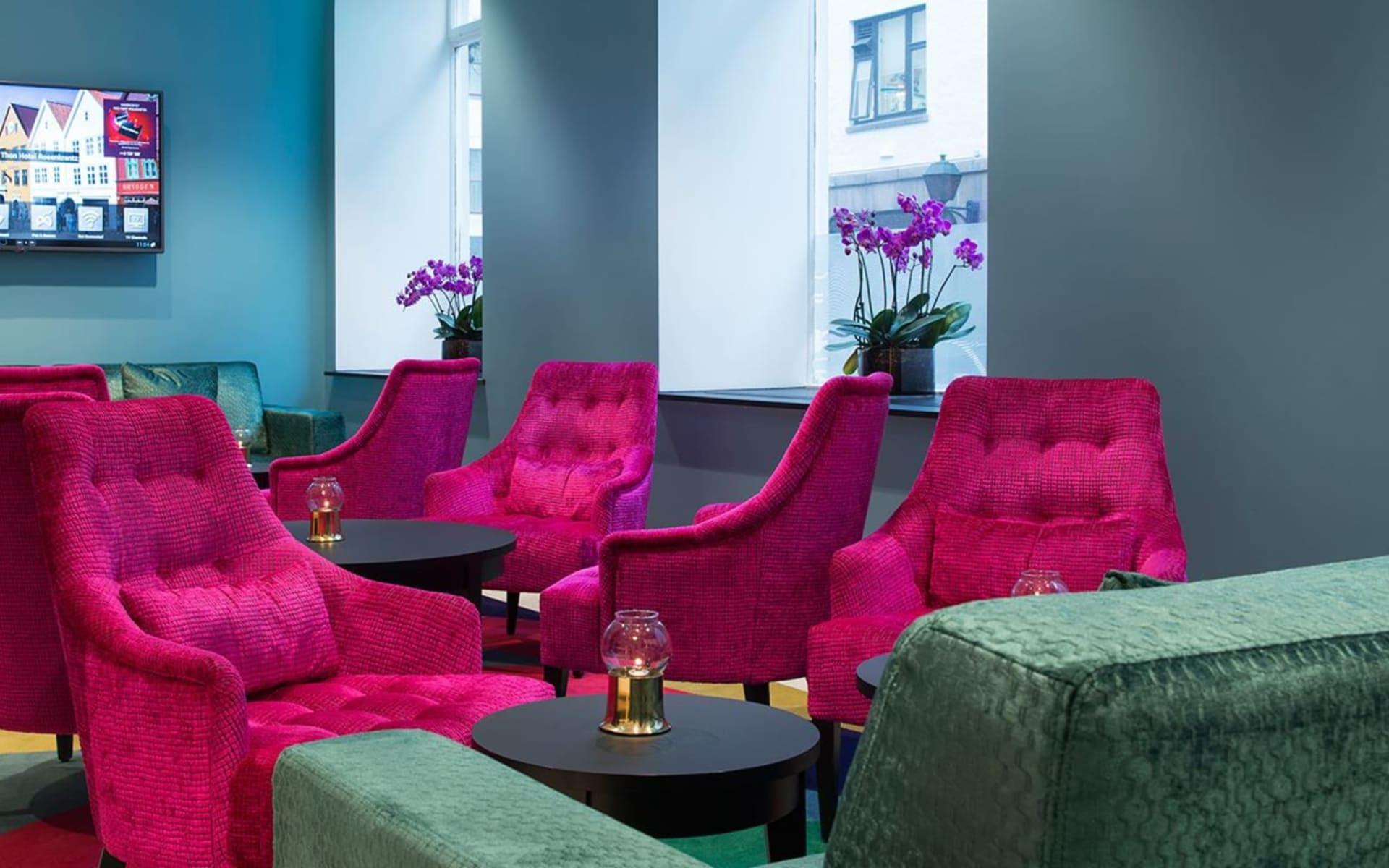 Thon Hotel Rosenkrantz in Bergen: ©Thon Hotels_thon-hotel-rosenkrantz-bergen-lobby