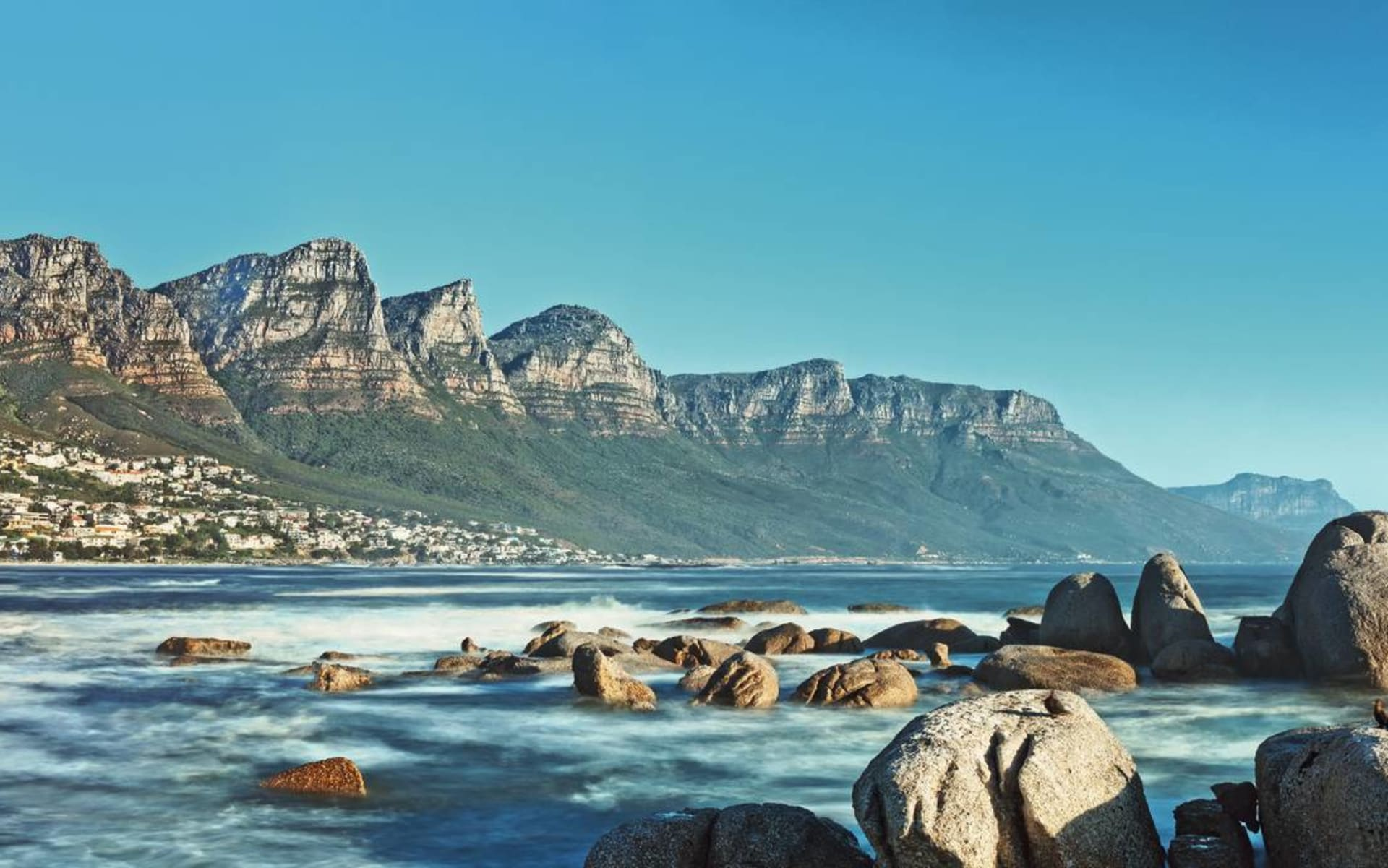 Garden Route, Karoo & Addo Elephant Park ab Kapstadt: 12 Appostels
