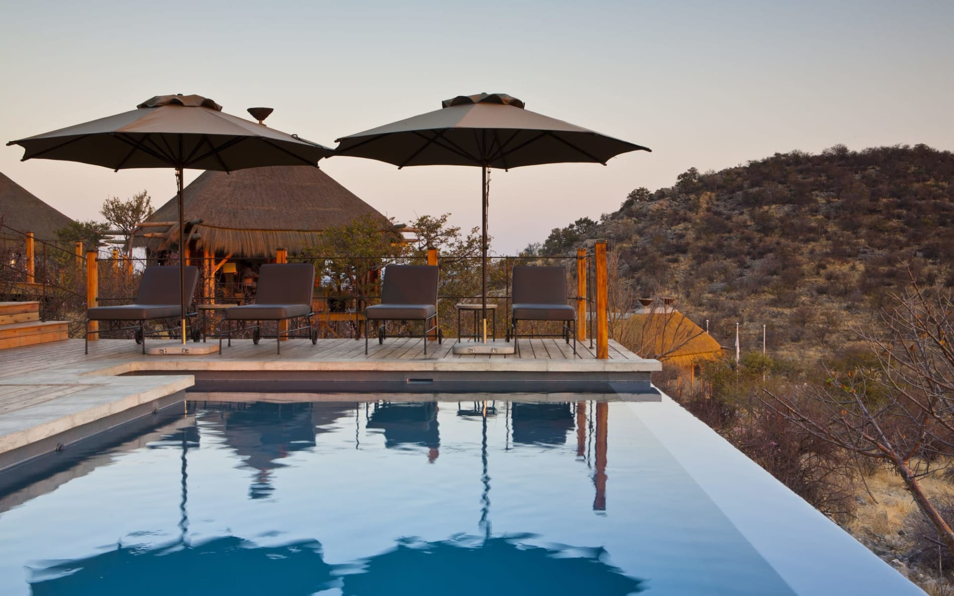 Dolomite Resort in Etosha Nationalpark: 16 Dolomite Camp