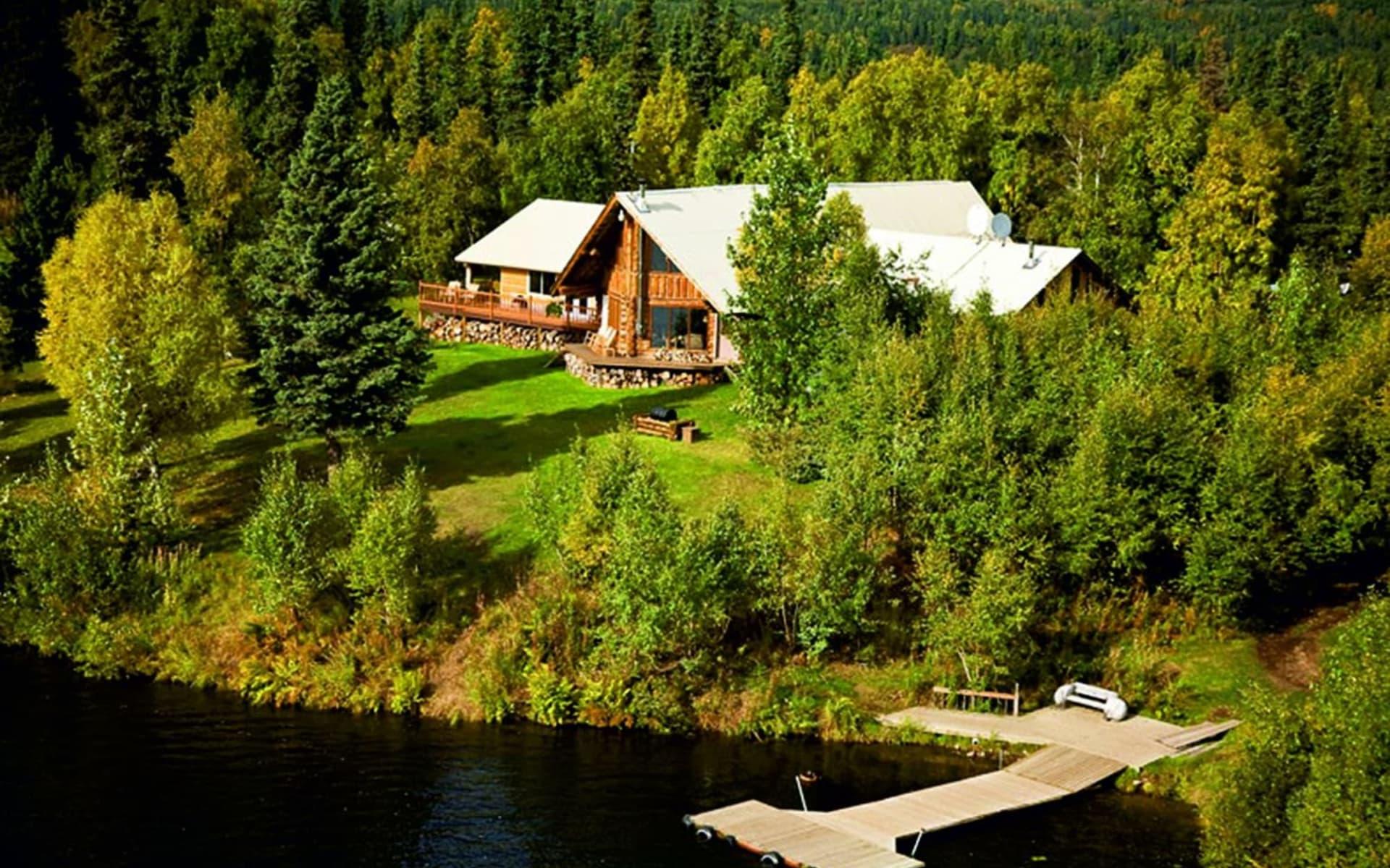 Winterlake Lodge: 2013_082_Winterlake Lodge, Alaska 1