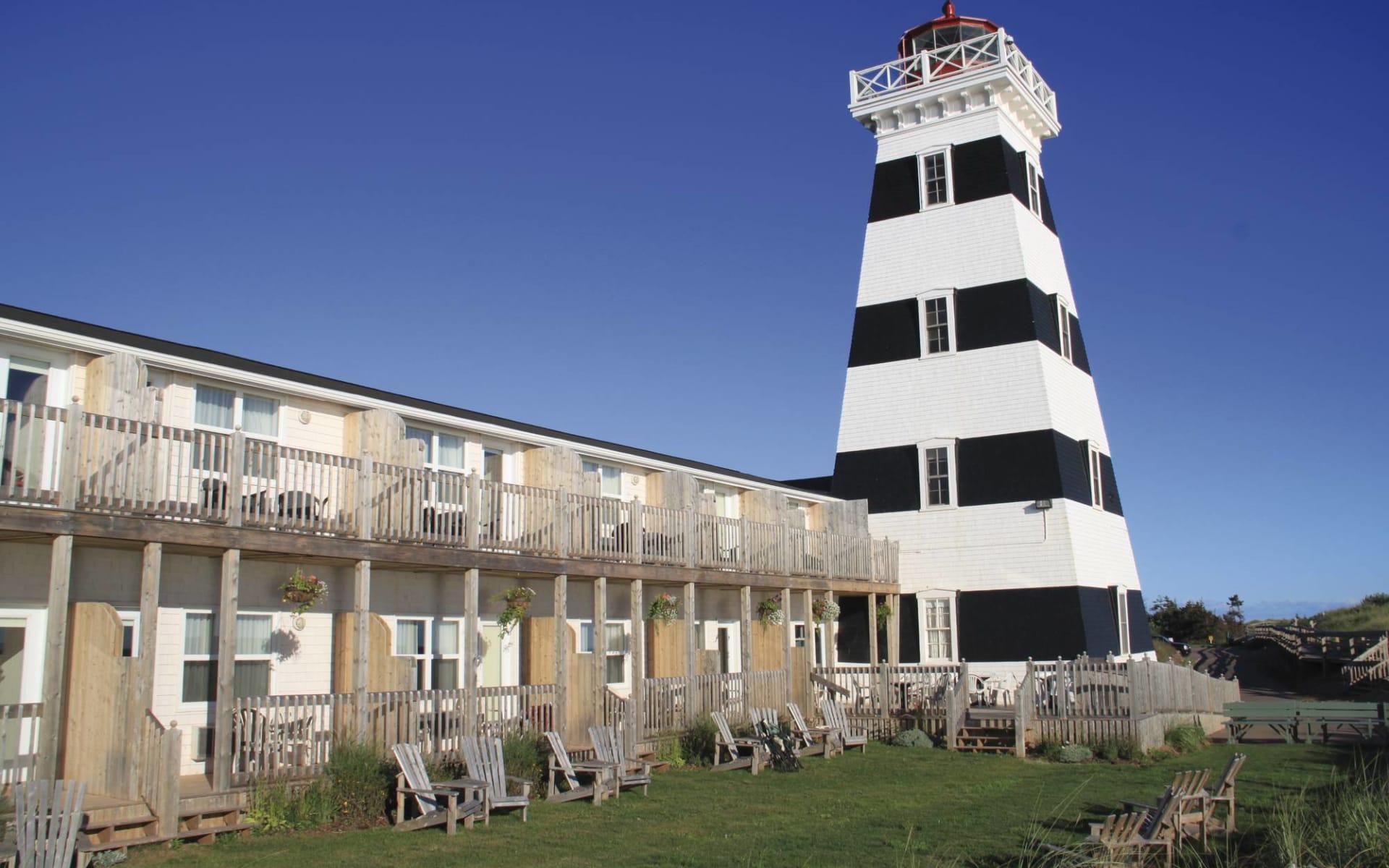 West Point Lighthouse Inn: 2014_112_West Point Lighthouse