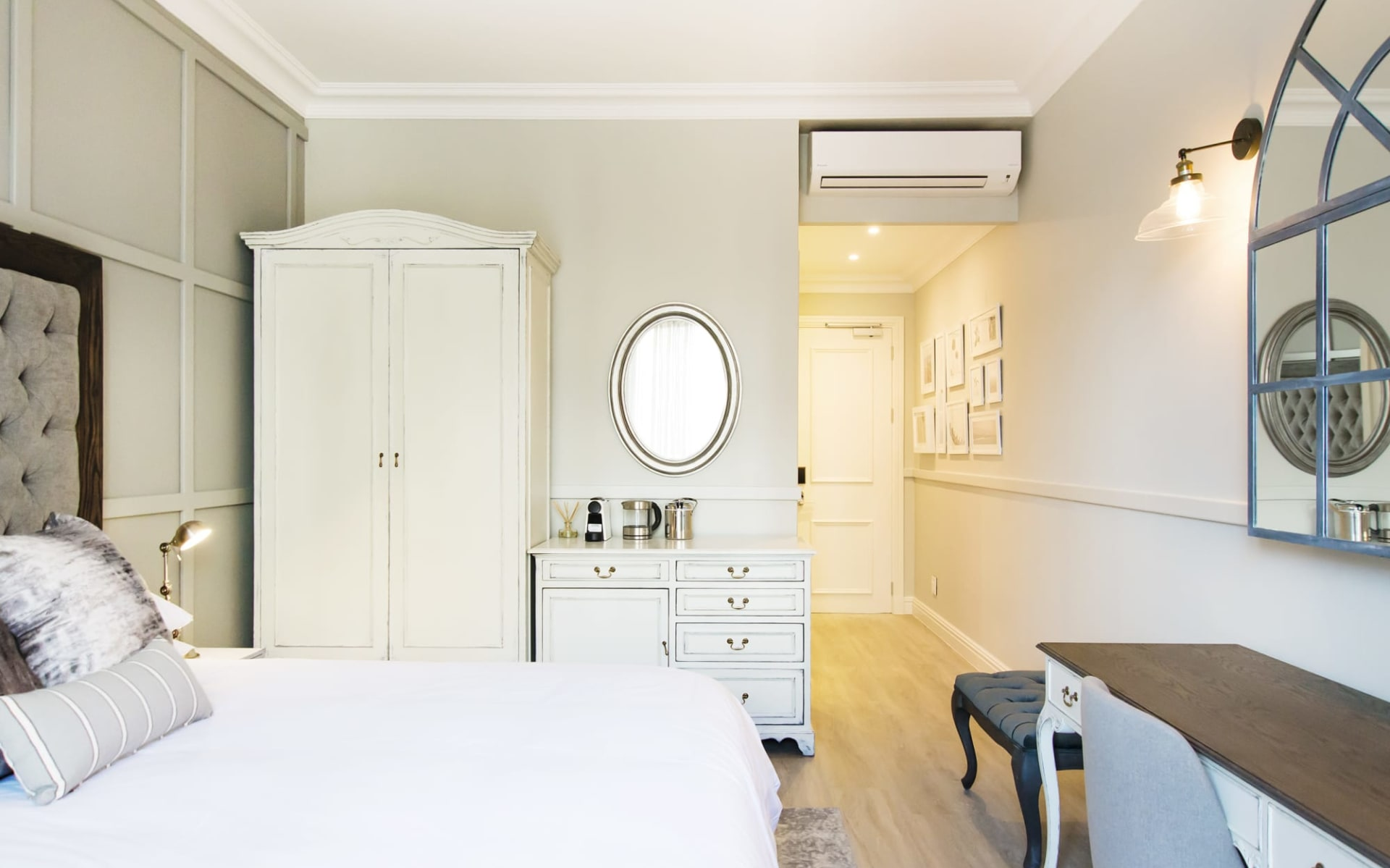 Am Weinberg Boutique Hotel in Windhoek Stadt: 2018MAY24_AWEH_Room1A_SML