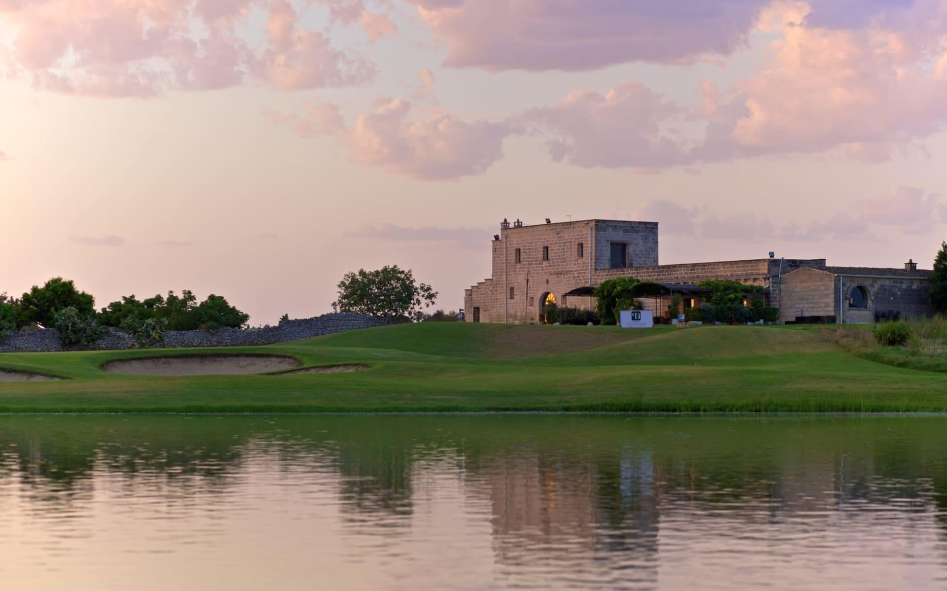 17.04. - 24.04.2022 Golf & Kultur in Apulien ab Brindisi: Acaya Golf
