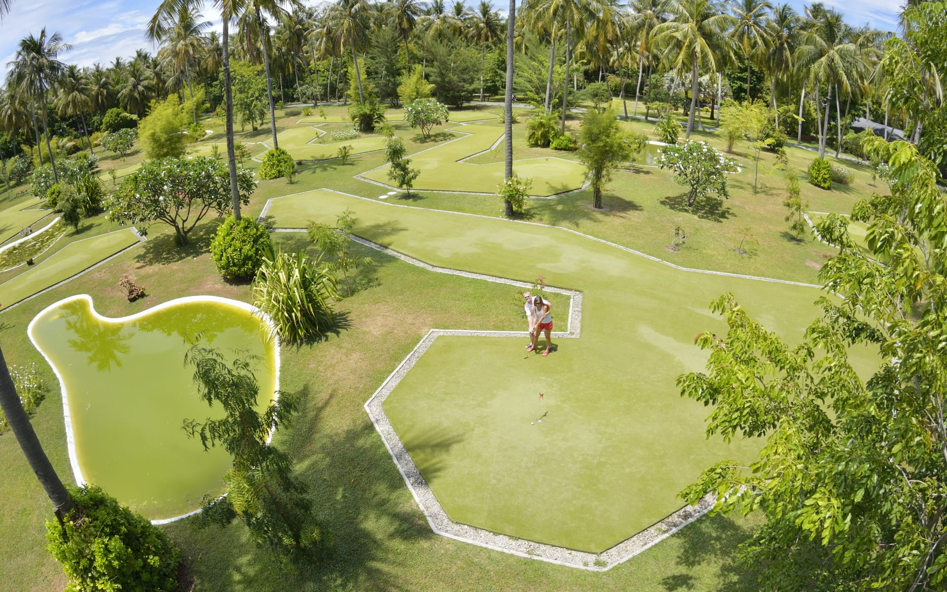 Sun Island Resort & Spa in Ari-Atoll: