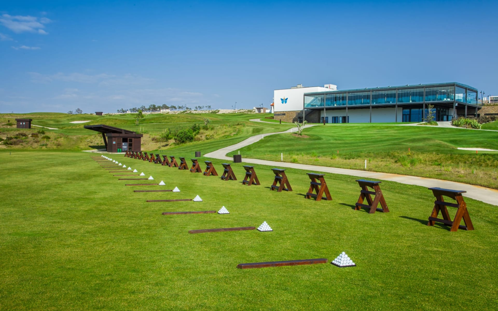 Royal Obidos Spa & Golf Resort:  Driving-Range (2) - IMG_2599C