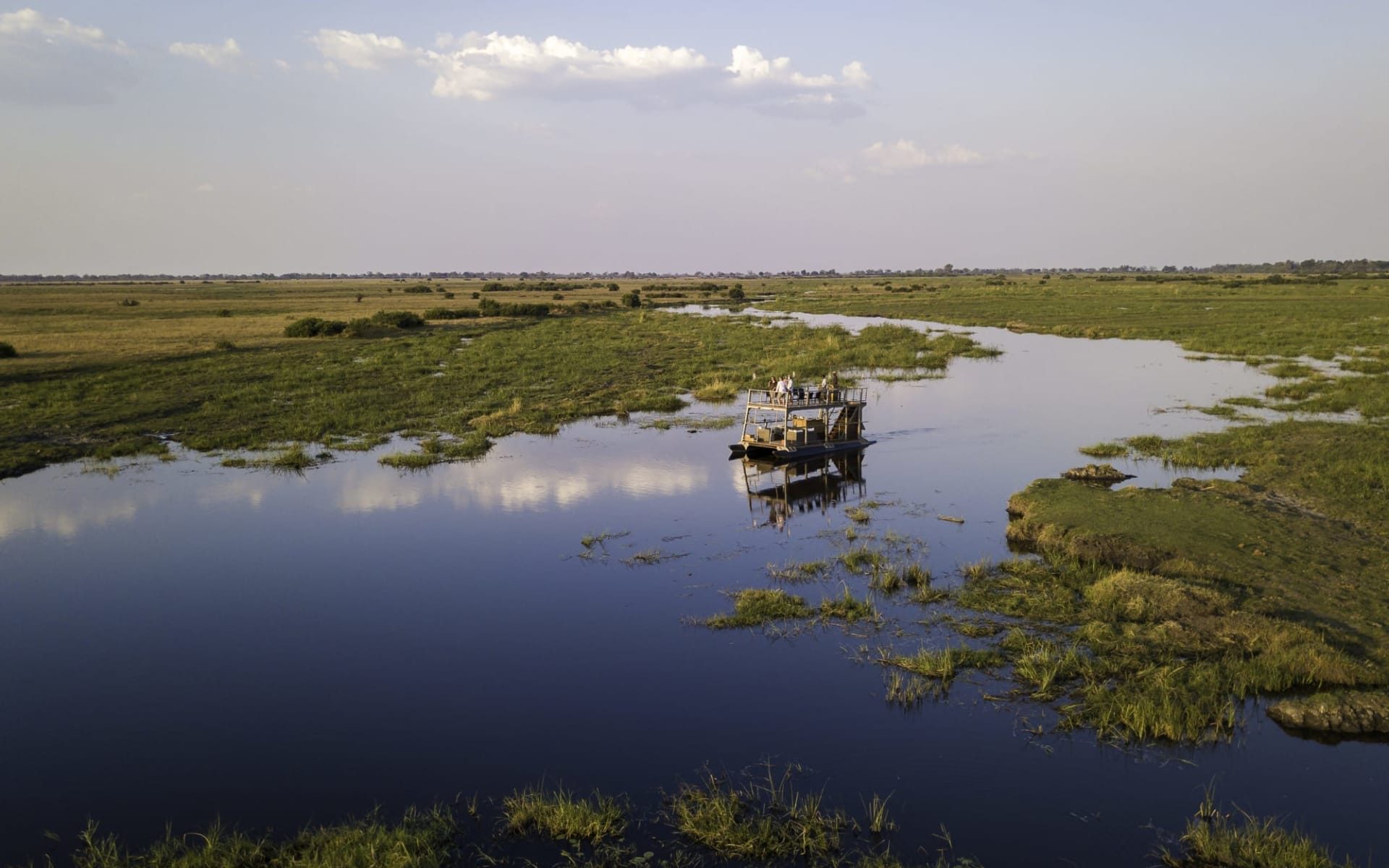 Packendes Botswana ab Maun: activities: KingsPool_2017-11-38