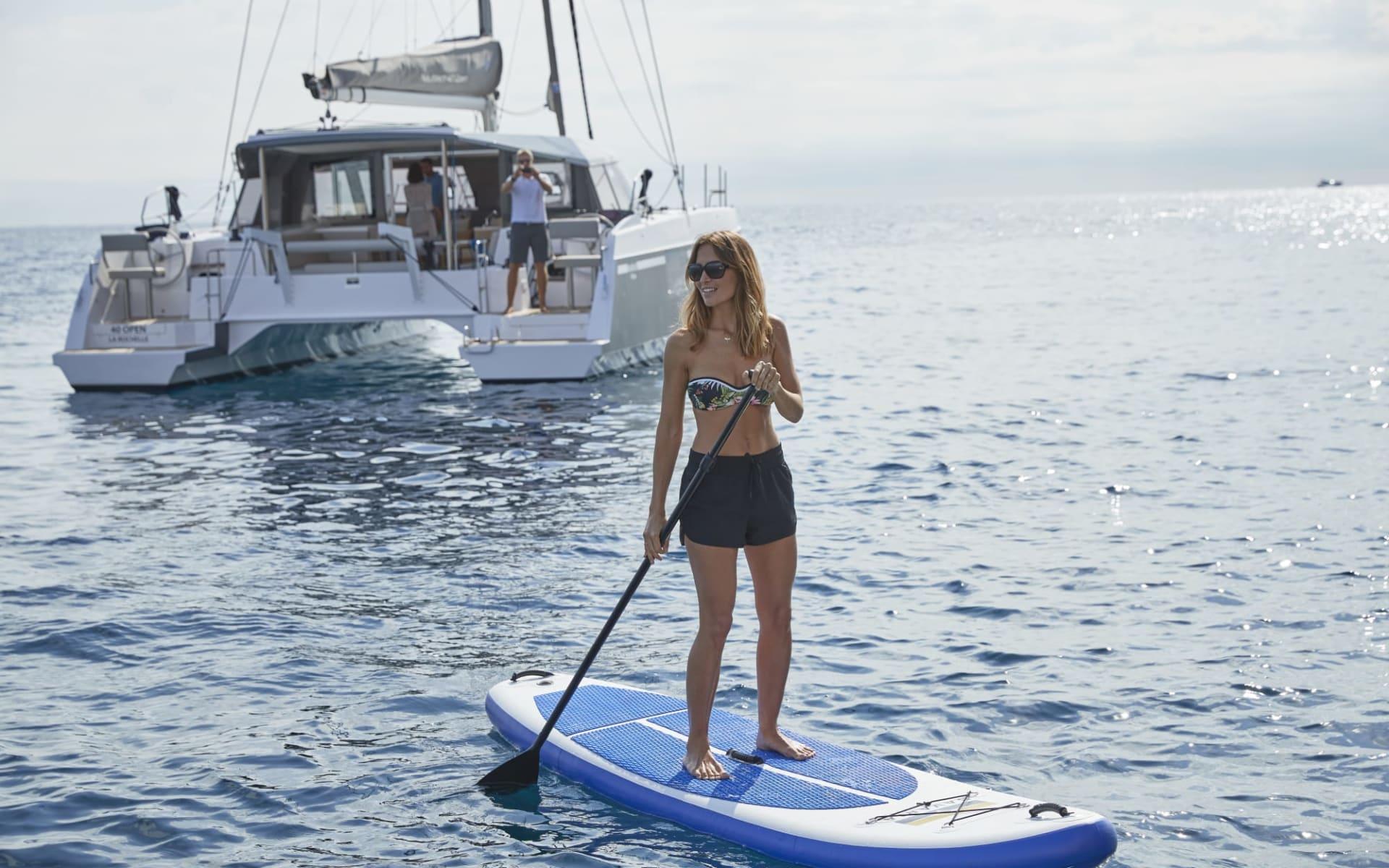 Discovery of Mauritius ab Tamarin: activities: Sea Spirit