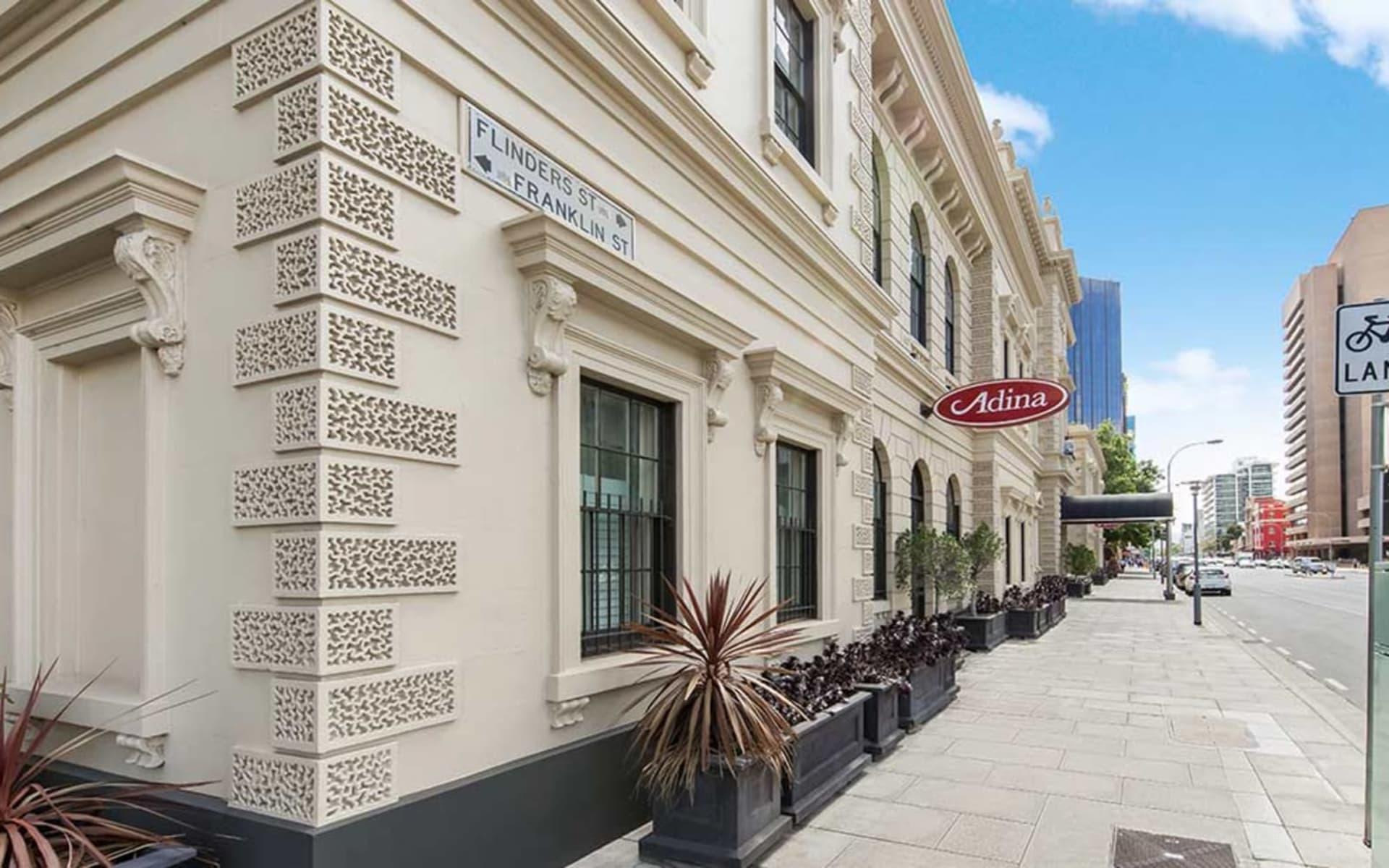 Adina Apartment Hotel Adelaide Treasury: Adina-apartment-hotel-adelaide-exterior-04-2018