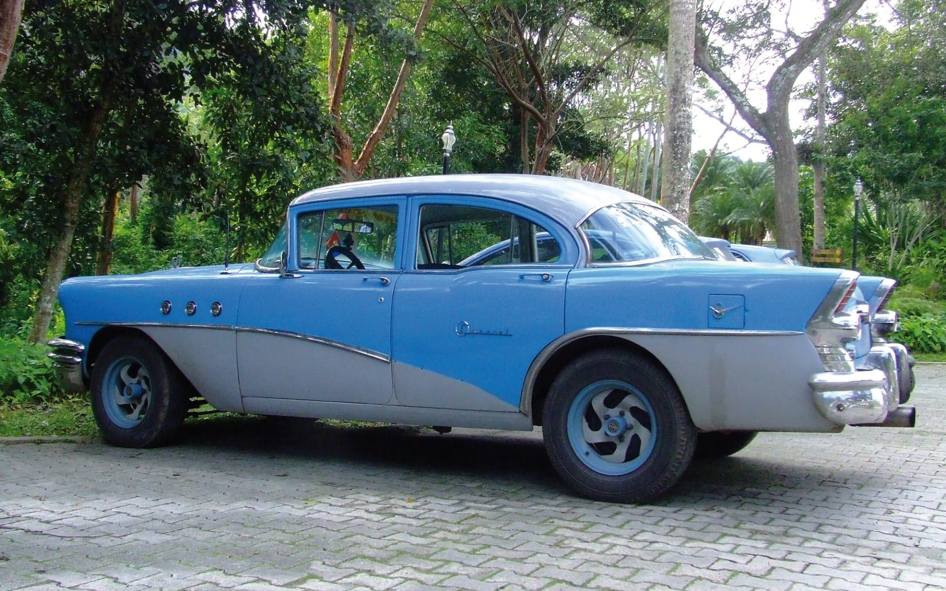 Cuba intensiv ab Havanna: aktiv rundreisen cuba intensiv auto