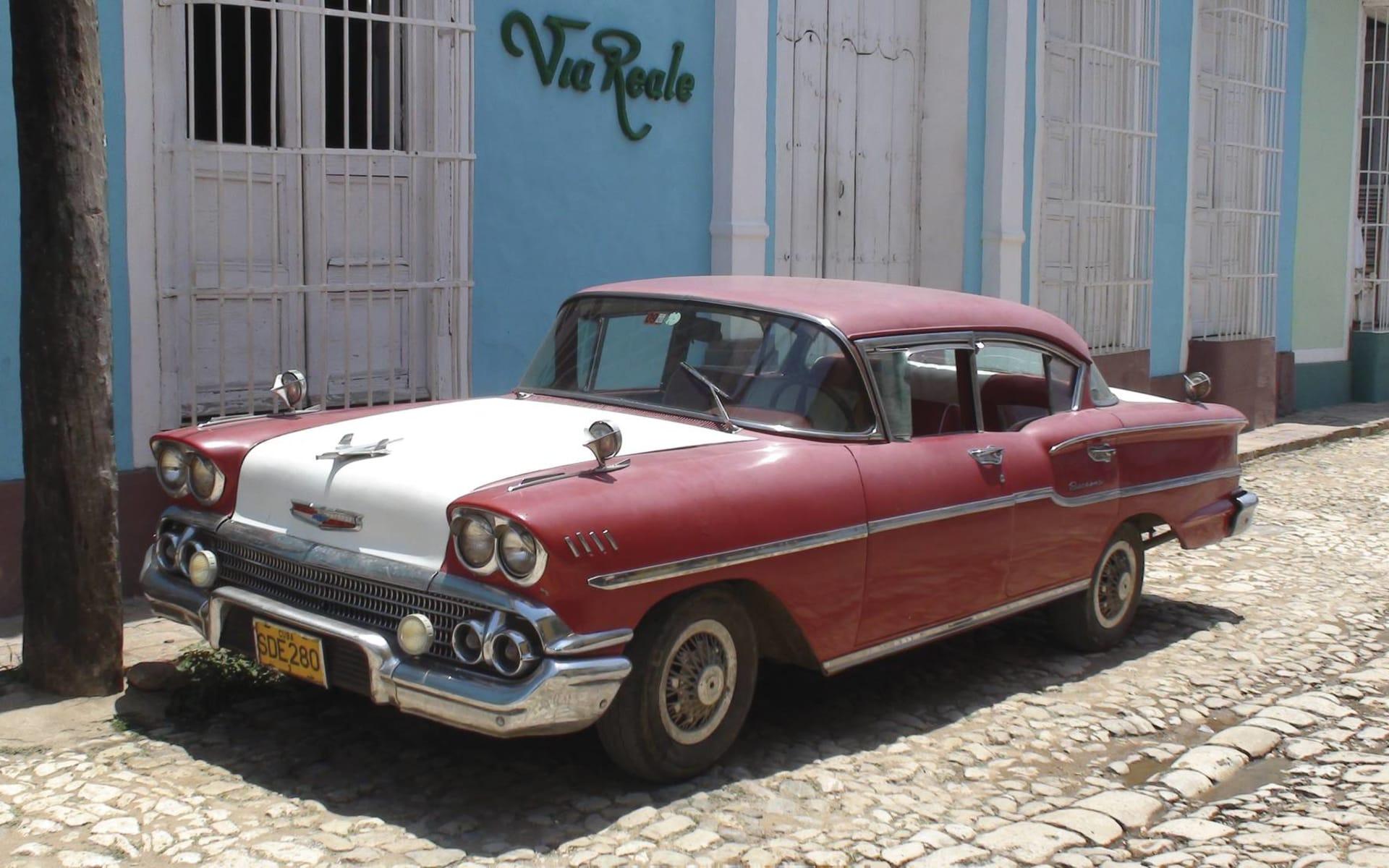 Premium: Cuba Selection ab Havanna: aktiv rundreisen premium cuba selection auto