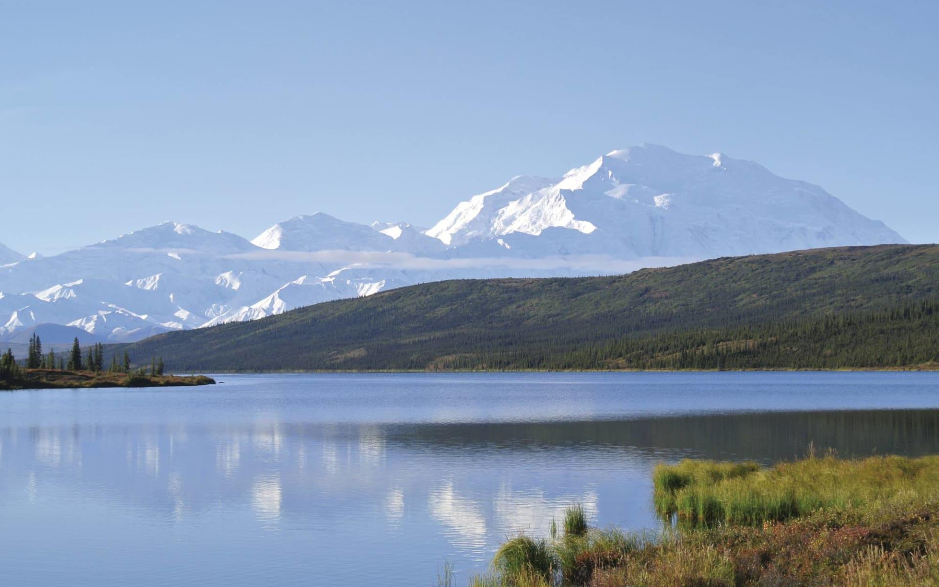 Höhepunkte des Nordens ab Anchorage: Alaska - Denali Nationalpark