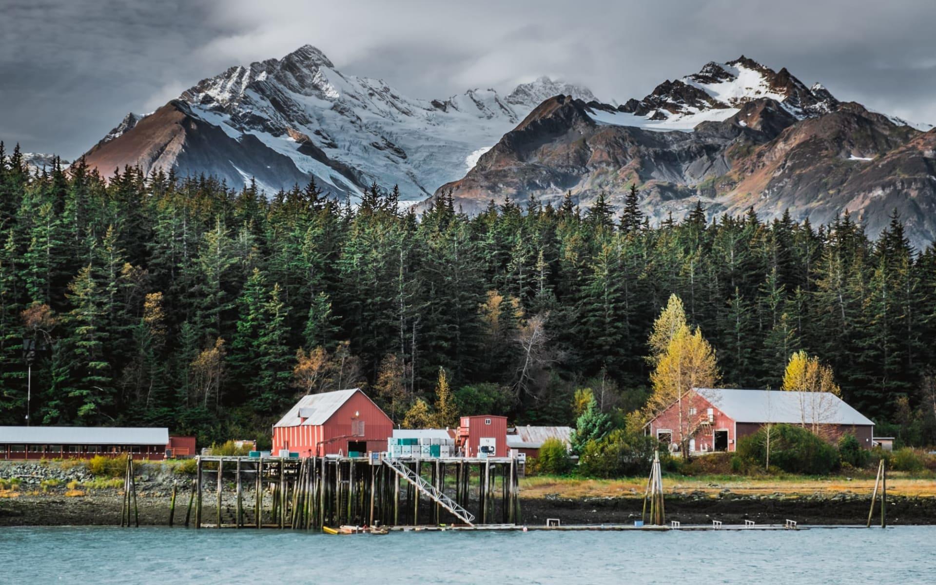 Golden Circle ab Whitehorse: Alaska - Haines - Cannery Fischerdorf