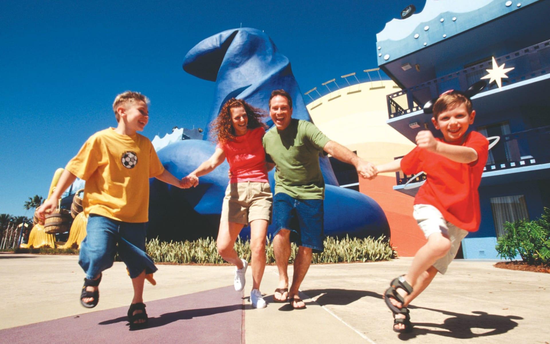 Disney's All Star Movies Resort in Lake Buena Vista: All Star Movies_Disney_Orlando - Family