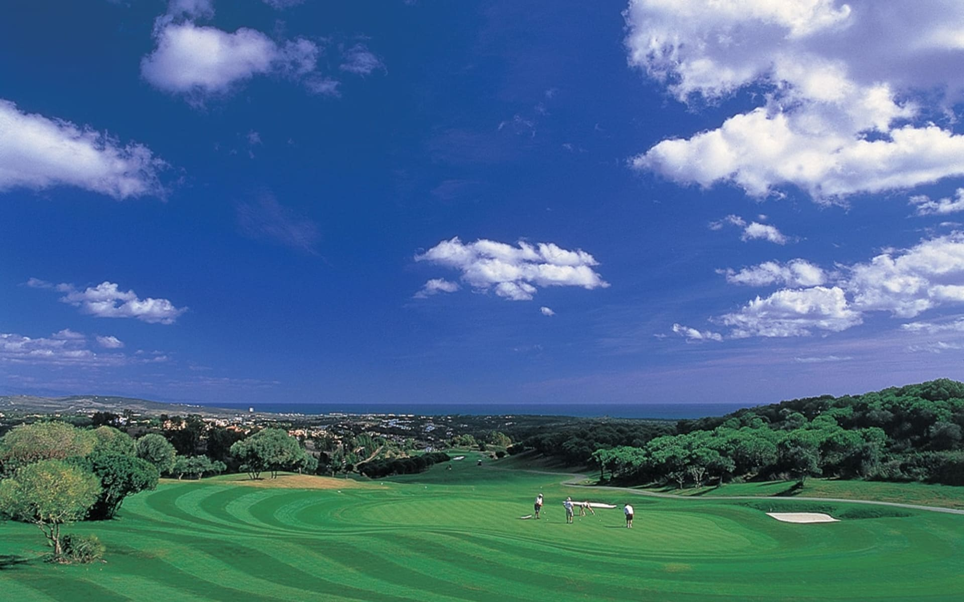 Hotel Almenara in Malaga: Almenara_9th Green