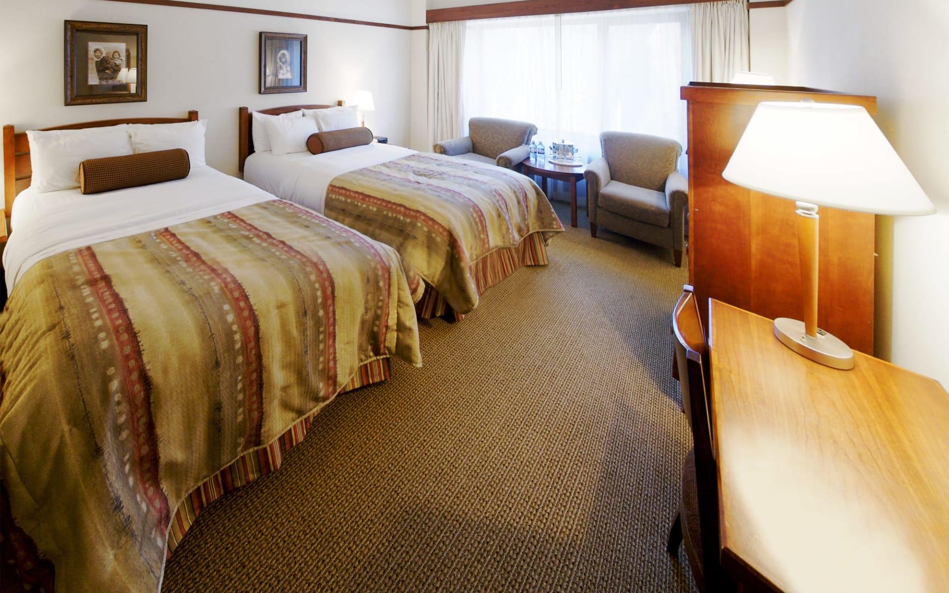 Alyeska Resort in Girdwood: Alyeska Dlx Double _credit Ken Graham