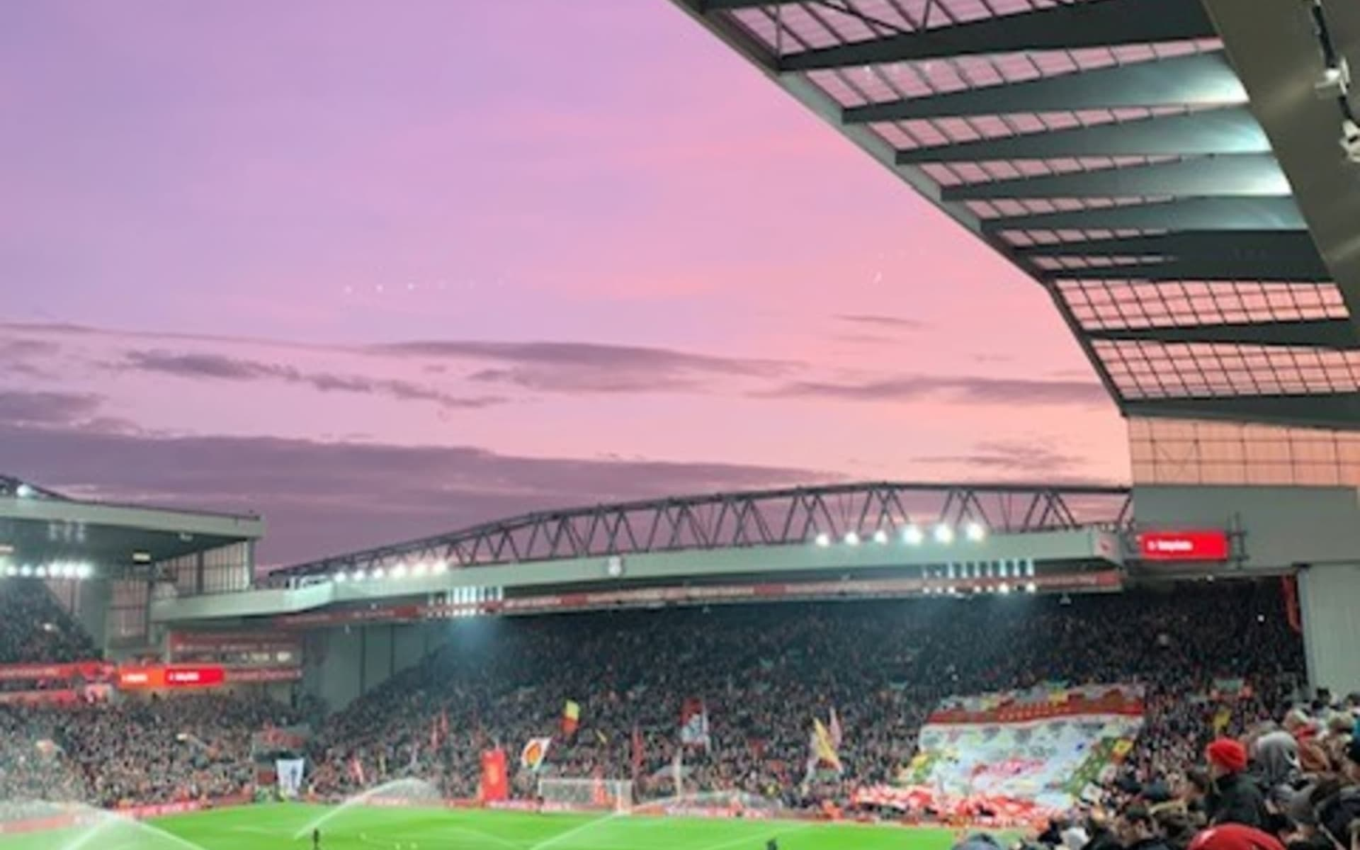 FC Liverpool: Anfield