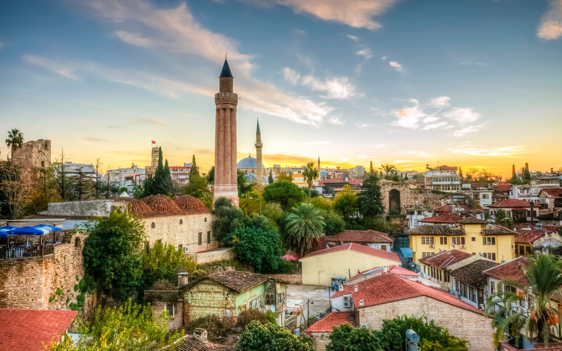 Badeferien im Barut Arum ab Antalya: Antalya Stadt