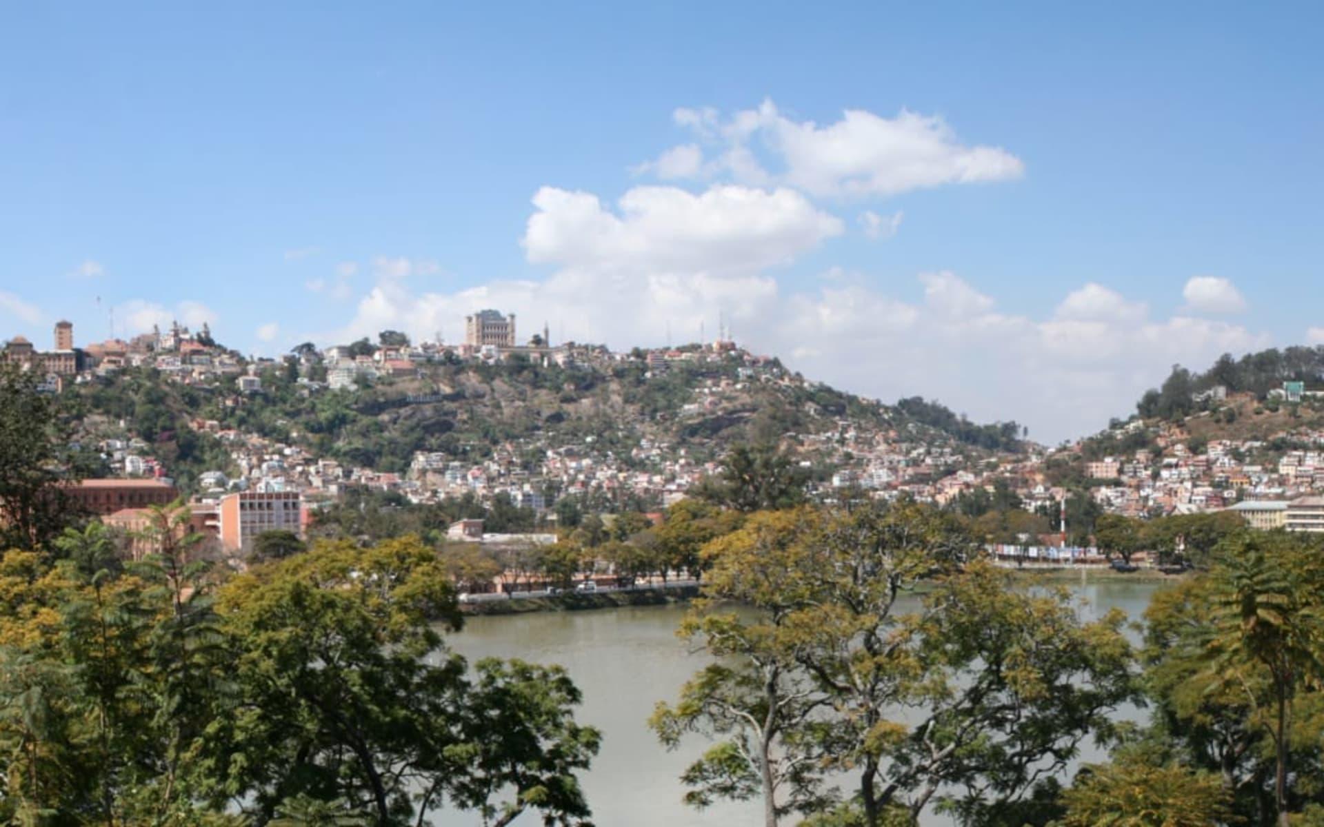 Entdeckungsreise Masoala ab Antananarivo: Antananarivo city