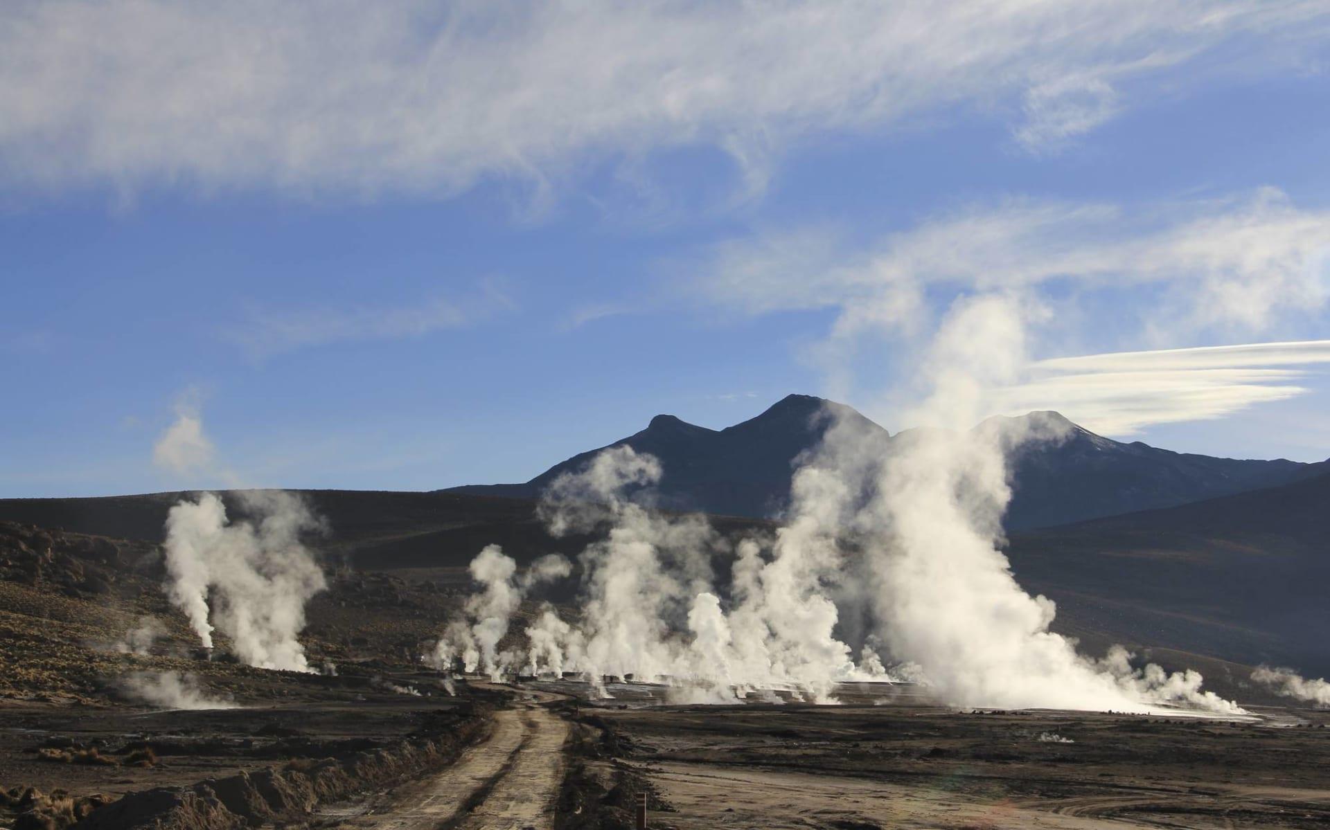 Salta - Atacama Wüste – Salta: Argentinien - Atacama - Hot Springs