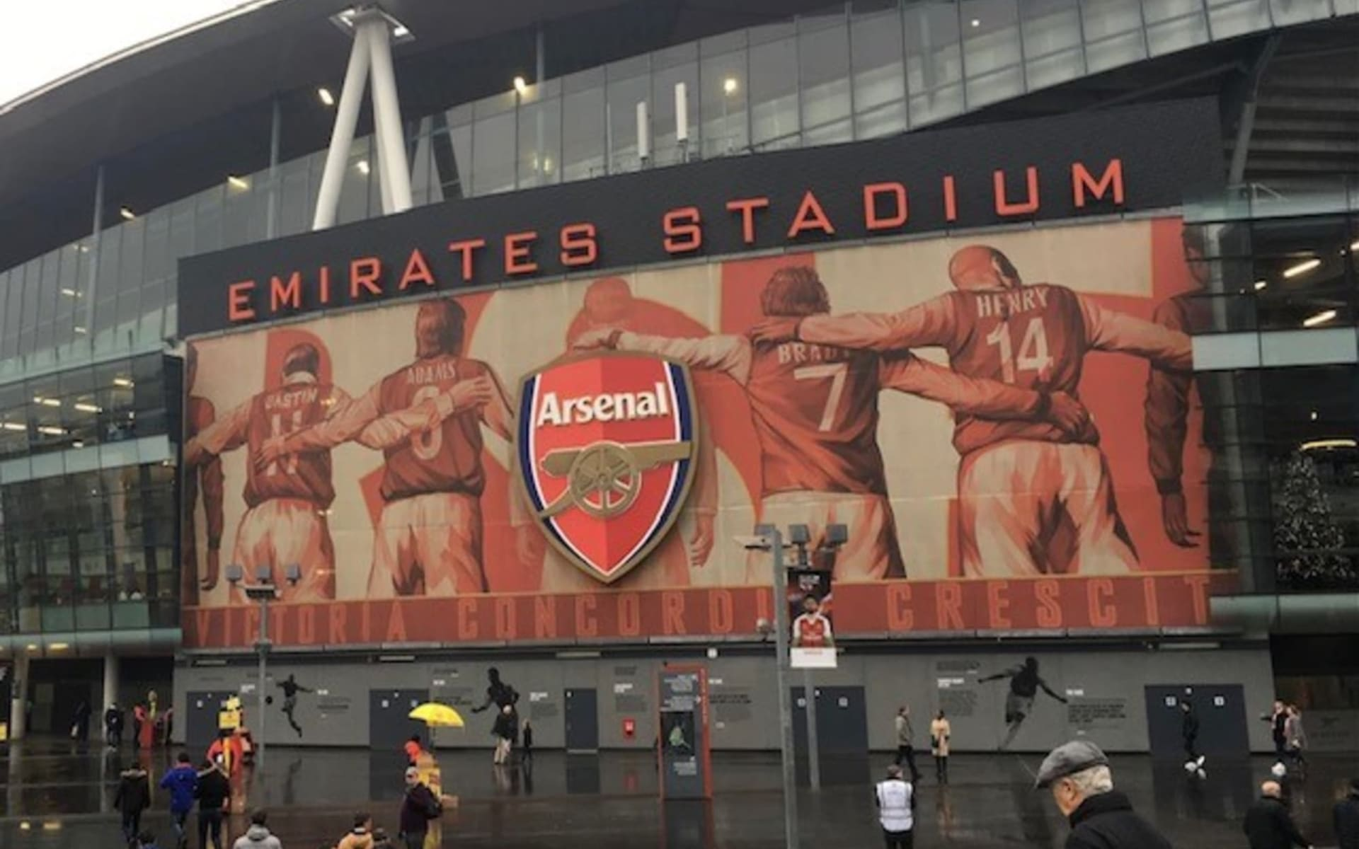 FC Arsenal ab London: arsenal