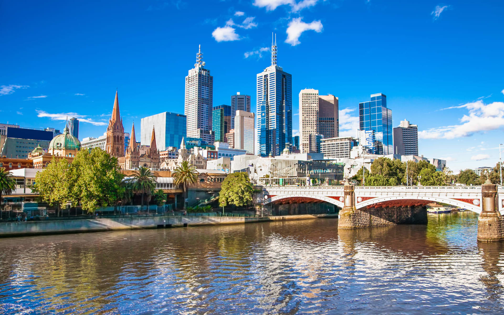 Magic Beauty ab Adelaide: Melbourne