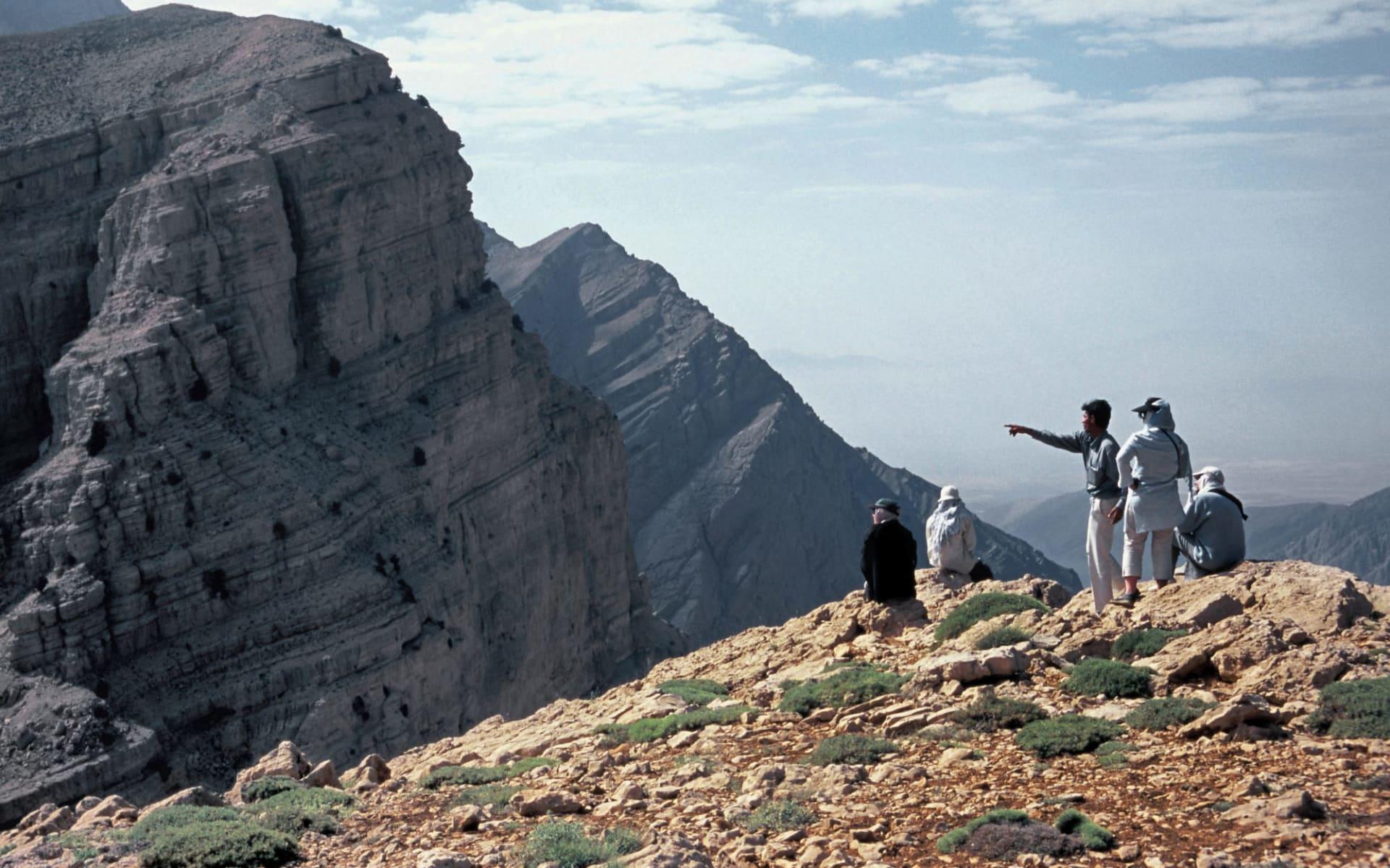 Auf den Spuren der Bakhtiari-Nomaden ab Teheran: Bakhtiari, Sabzkuh