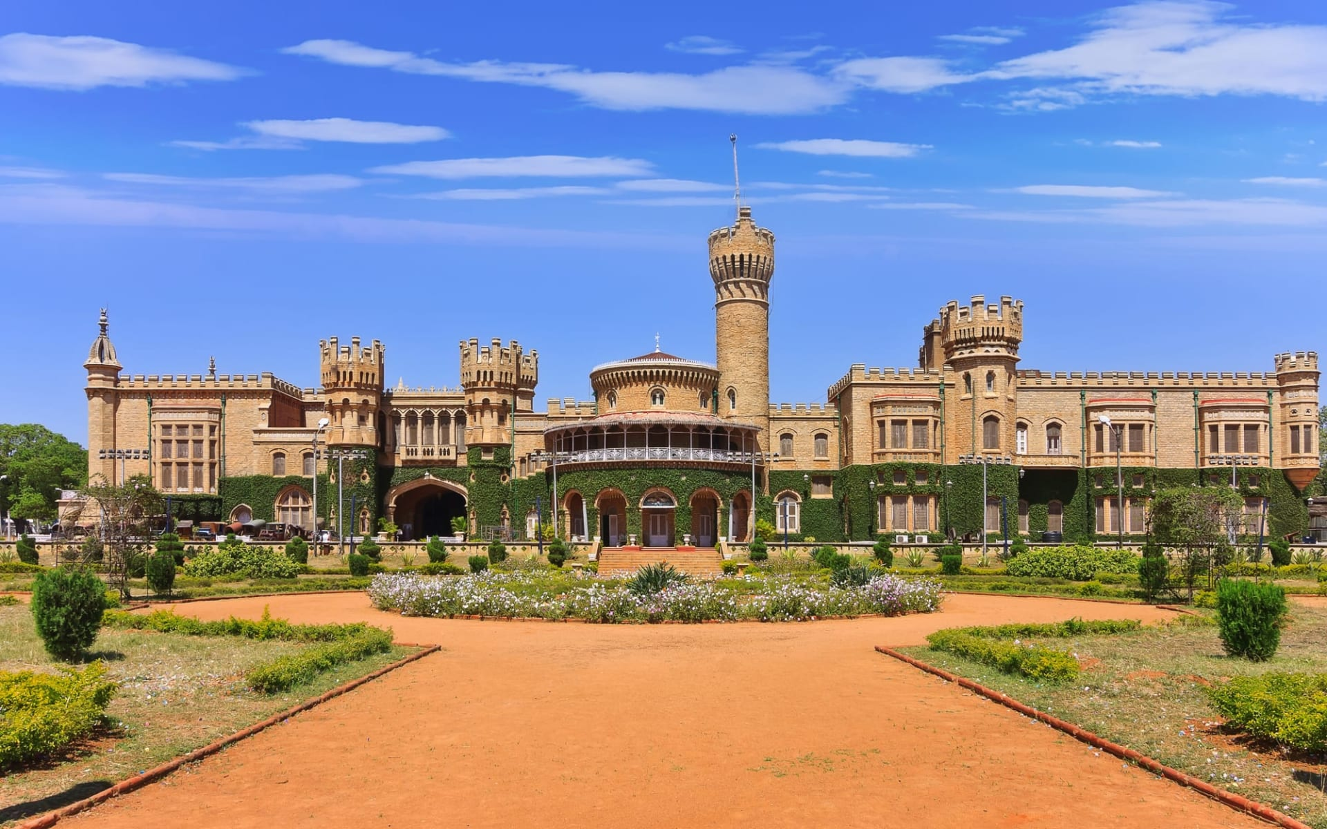 Vielfältiges Südindien ab Kochi: Bangalore: Palace