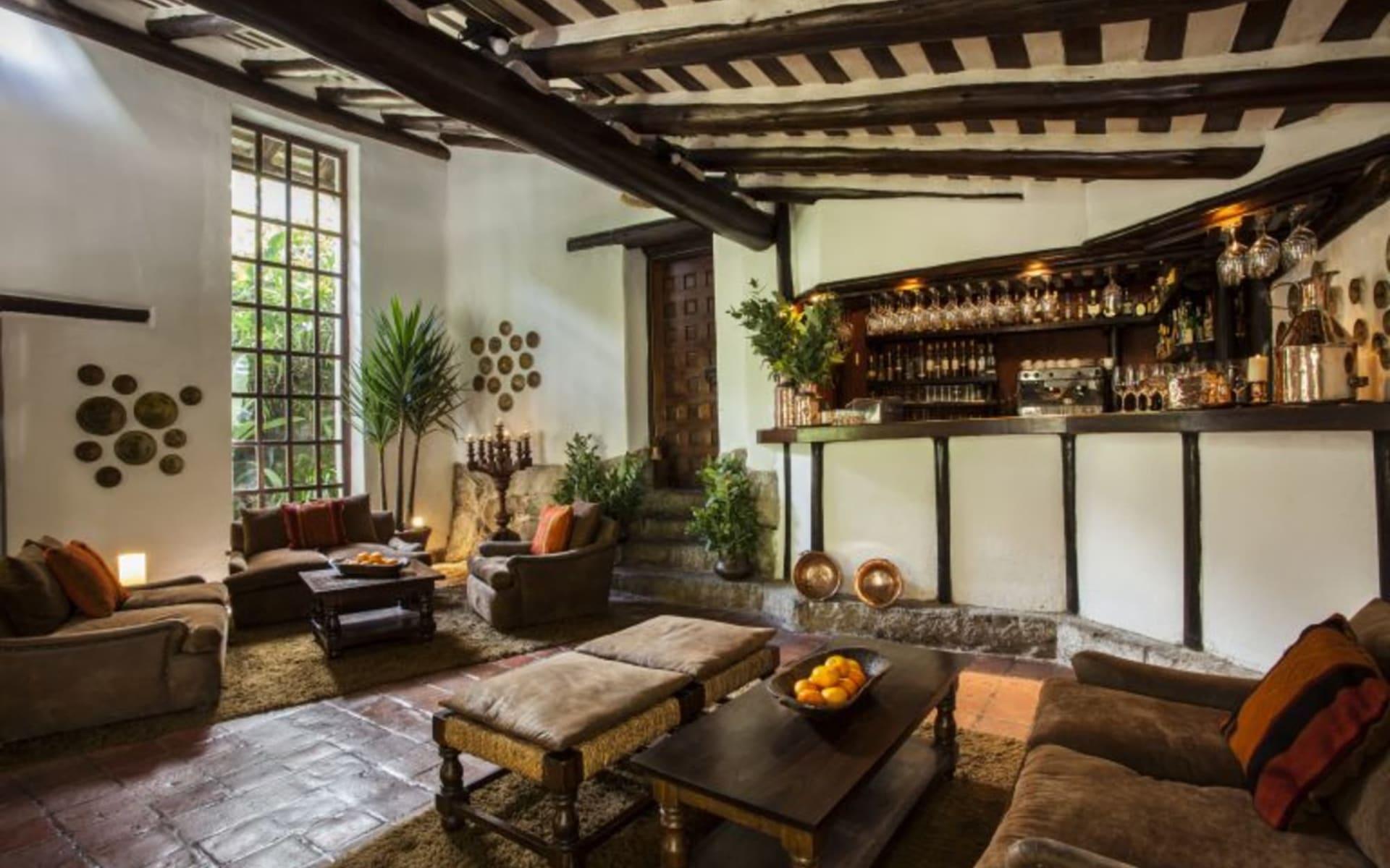 Inkaterra Machu Picchu Pueblo Hotel in Aguas Calientes: Bar