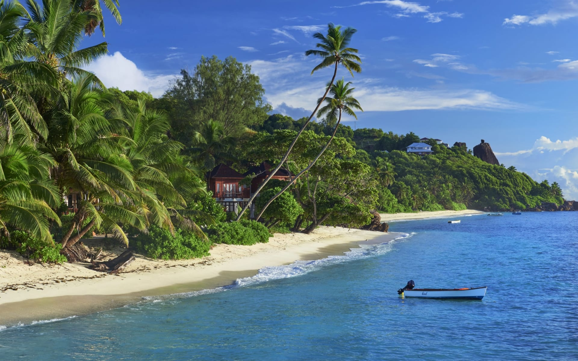 DoubleTree by Hilton Seychelles Allamanda Resort & Spa in Mahé: