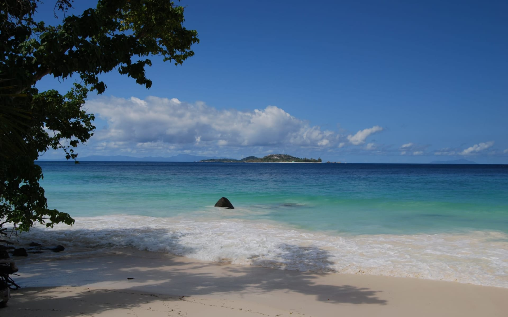 The Islander's Hotel in Praslin: