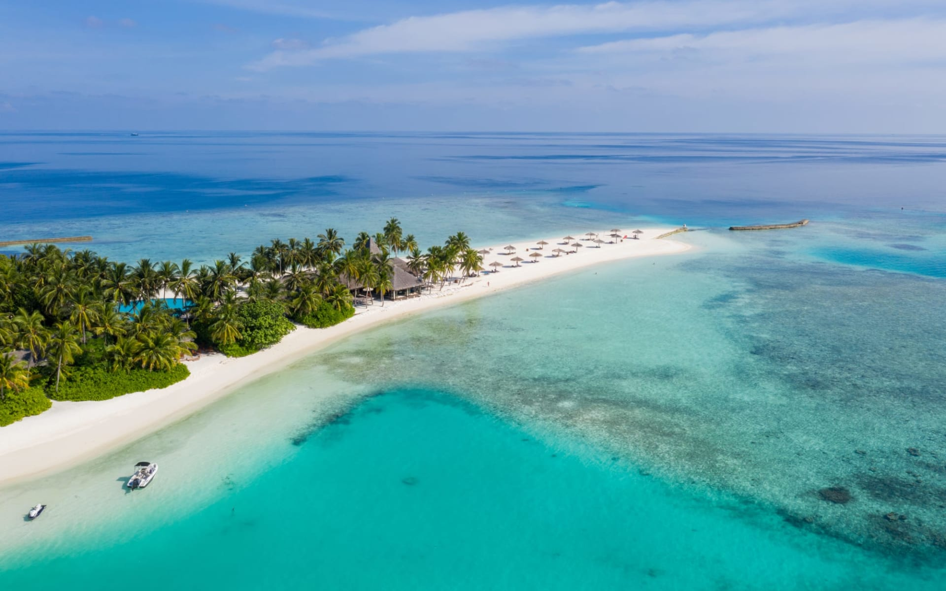 Veligandu Island Resort & Spa in Rasdhoo-Atoll: