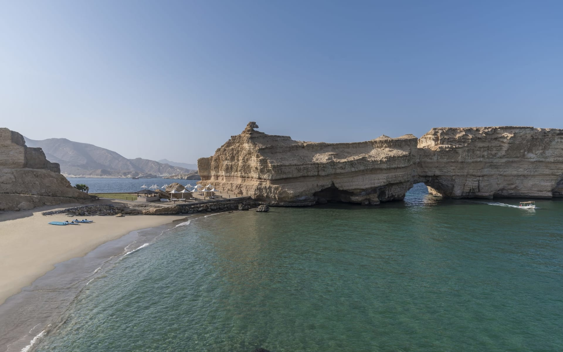 Shangri-La Al Husn Resort & Spa in Muscat: Al Husn