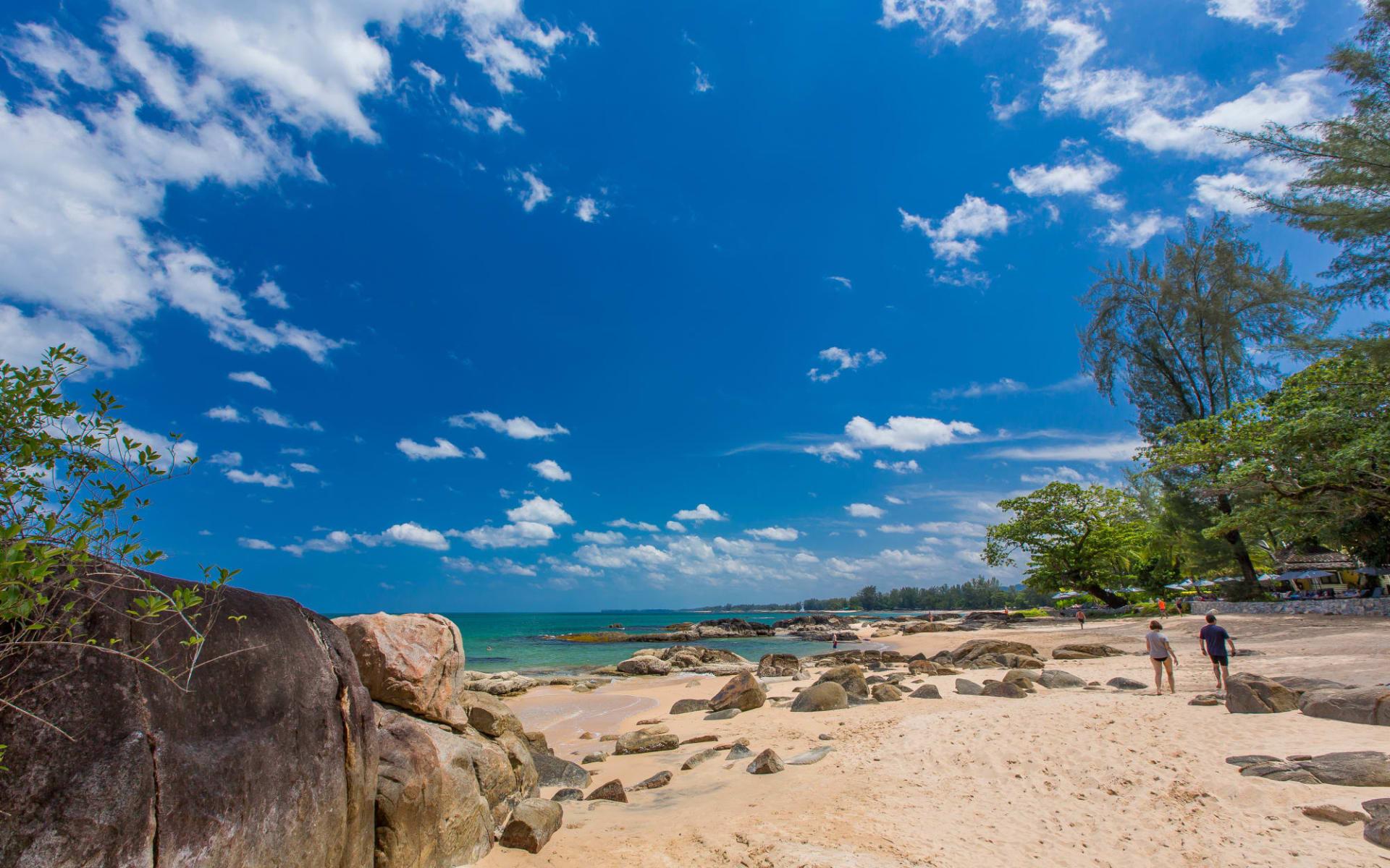 Moracea by Khaolak Resort in Khao Lak: Beach