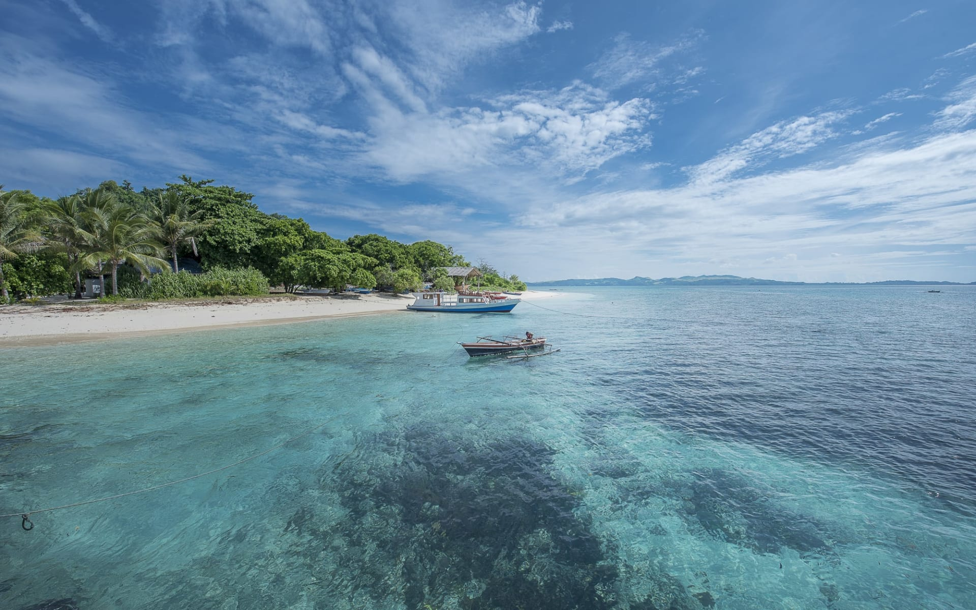 Gangga Island Resort & Spa in Manado: Housereef