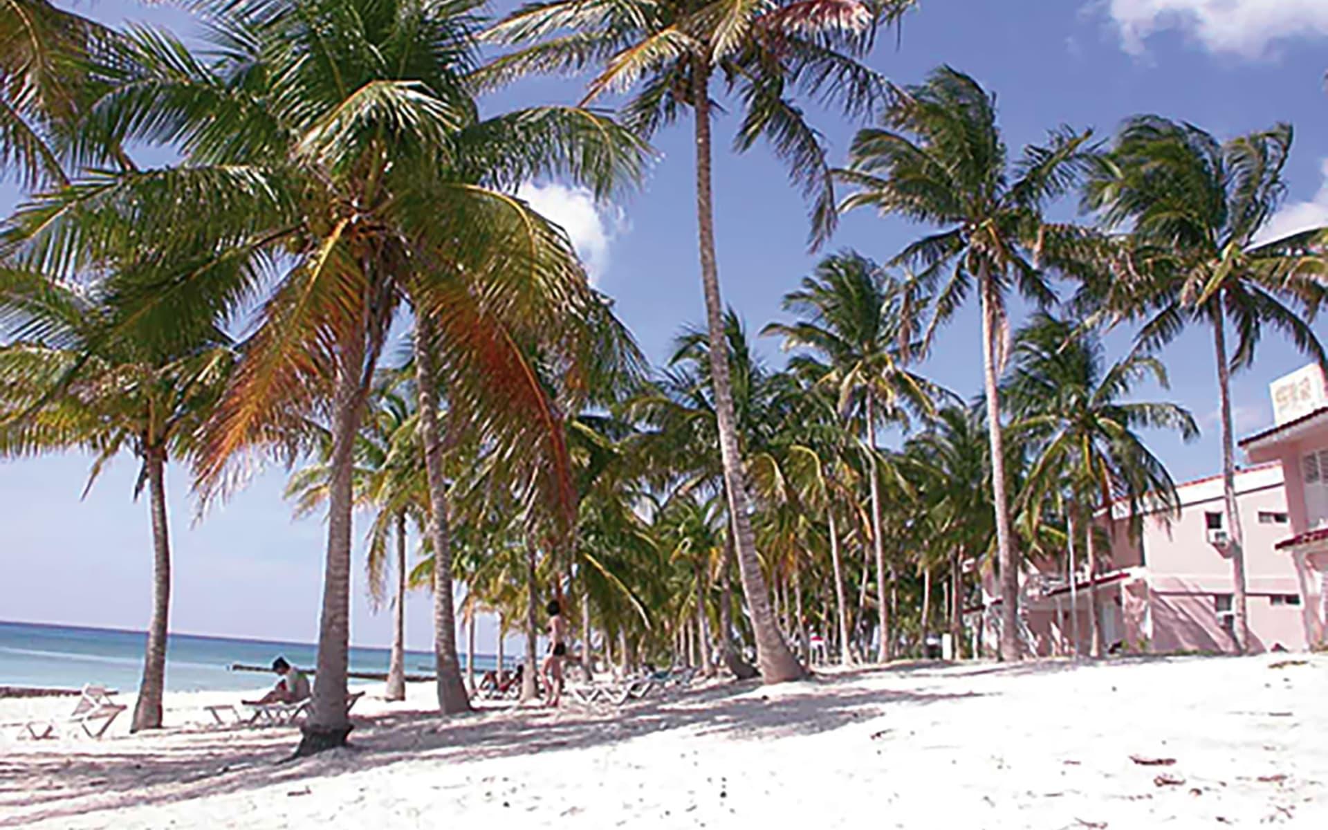 Maria La Gorda:  Maria la Gorda_Hotel Maria La Gorda_Beach