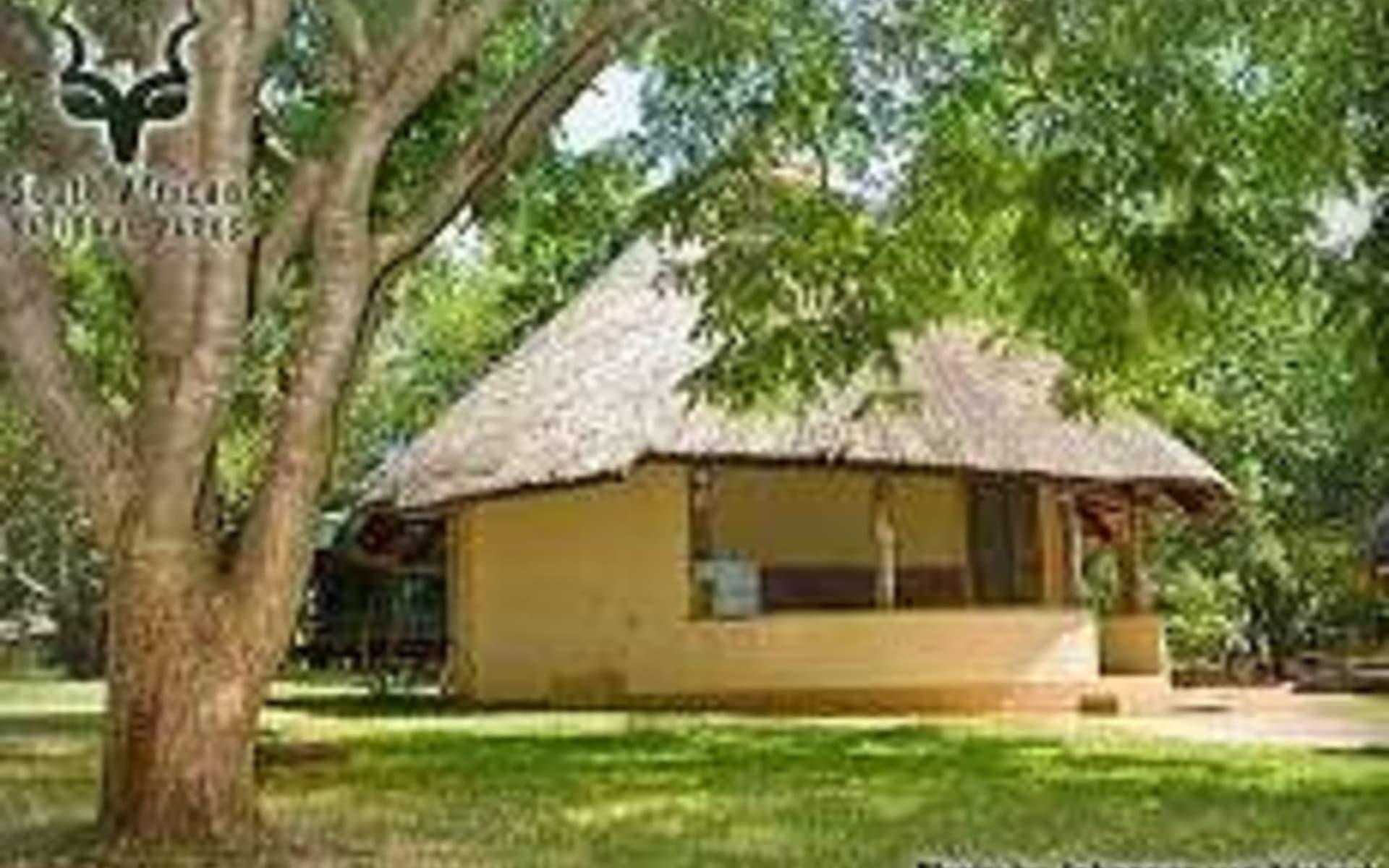 Crocodile Bridge Camp in Krüger Nationalpark: bungalow