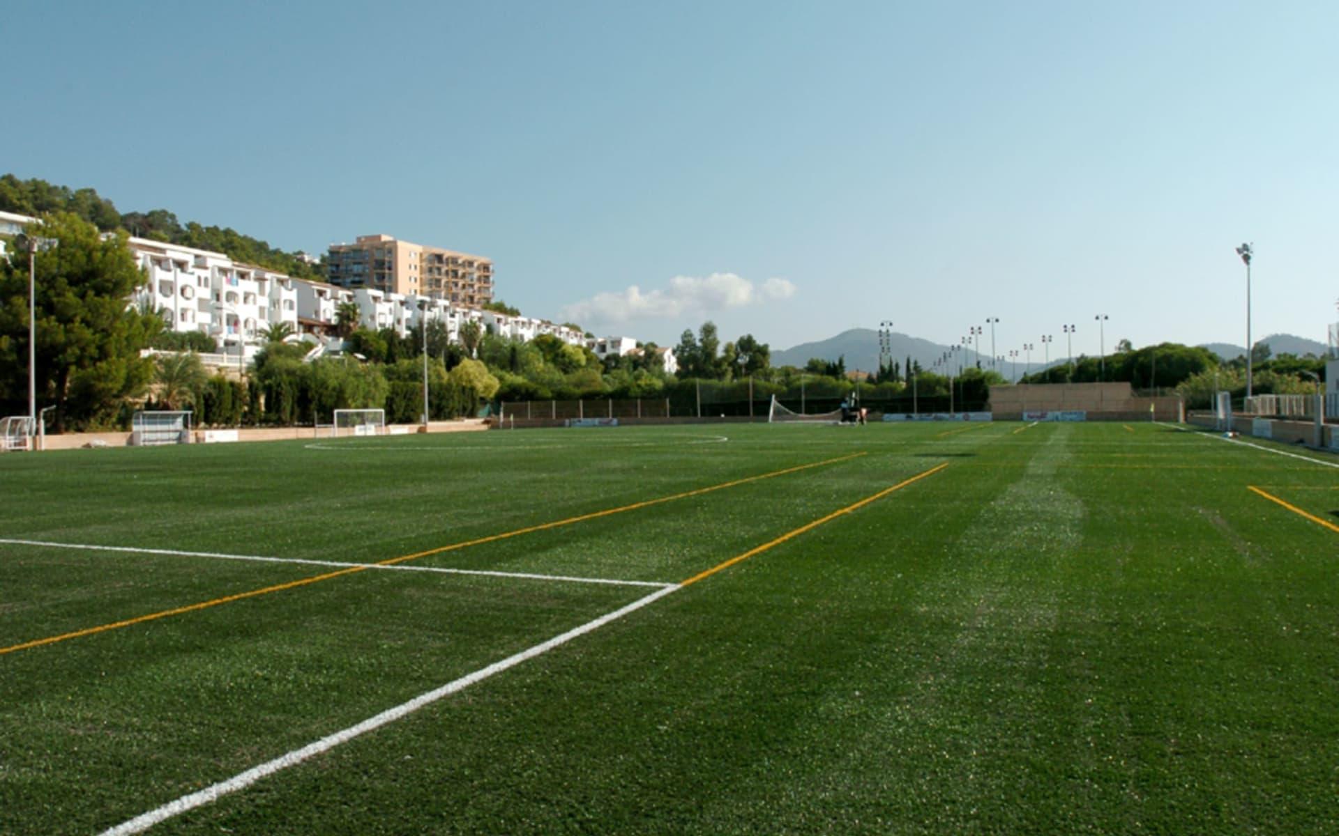 Mallorca - Club Santa Ponsa: campo futbol  SP (1)