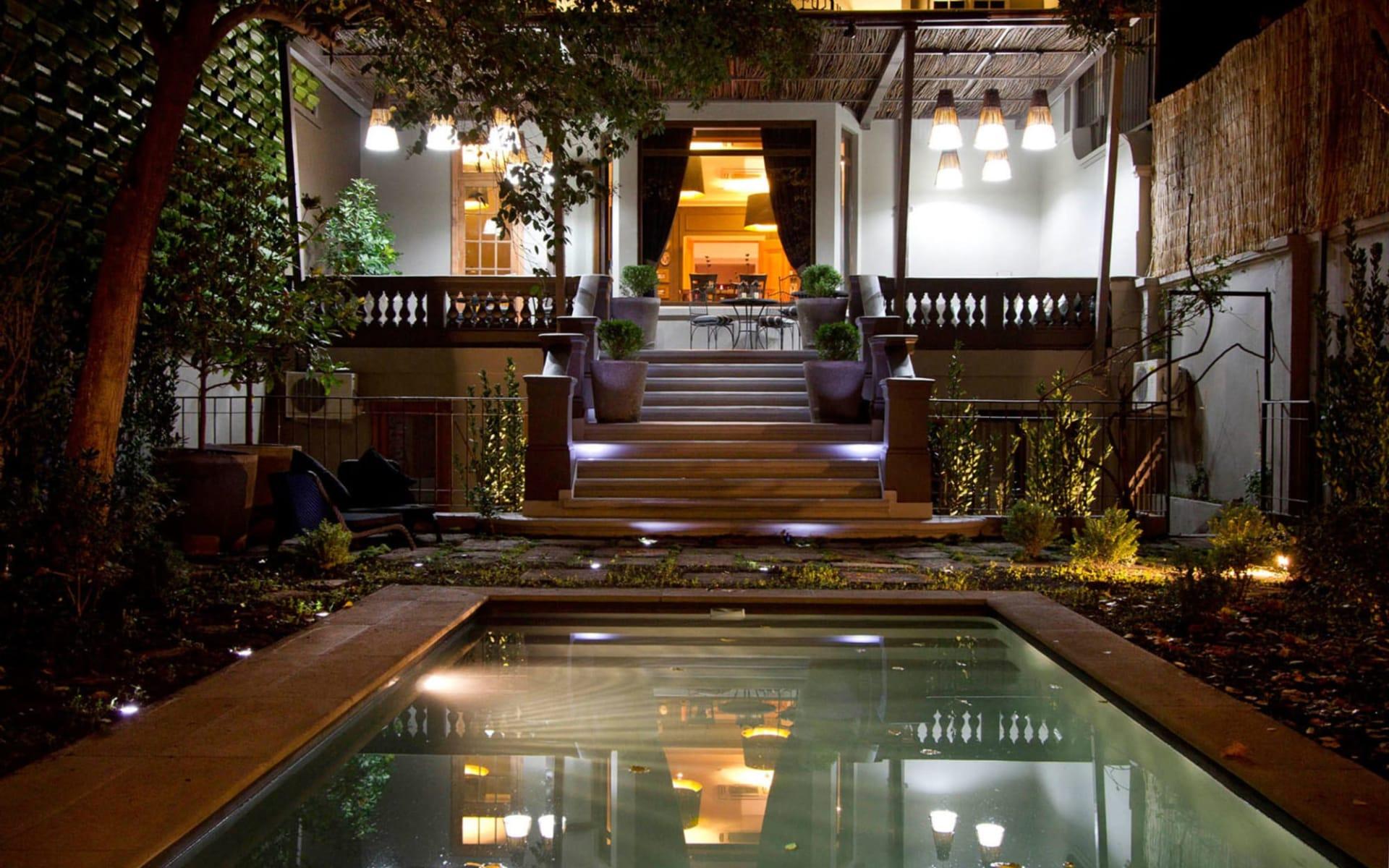Casa Bueras Boutique Hotel in Santiago de Chile: Casa Bueras Boutique Hotel (2)