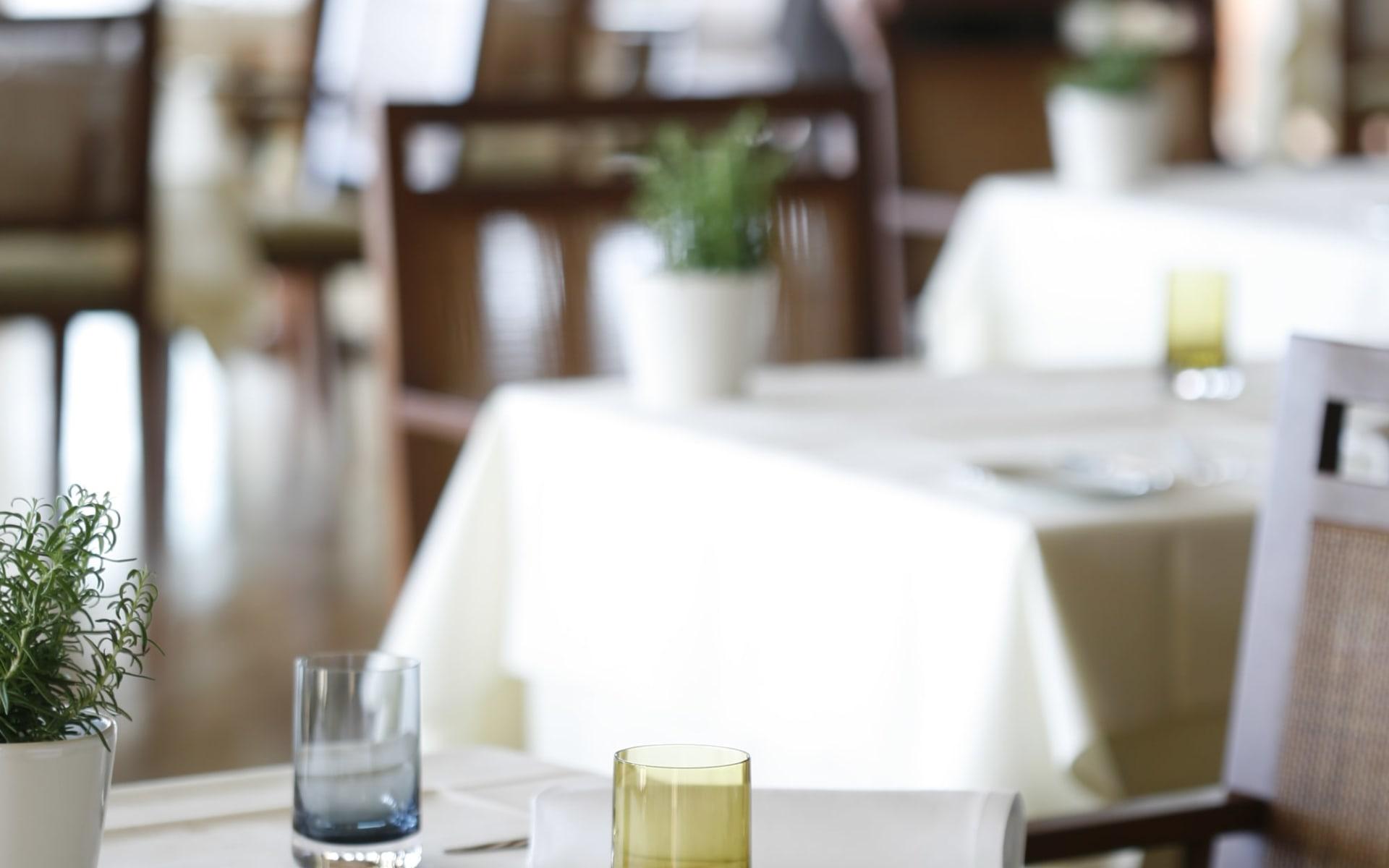 Cascade Wellness & Lifestyle Resort in Lagos: Cascade Wellness & Lifestyle Resort - Restaurant Senses