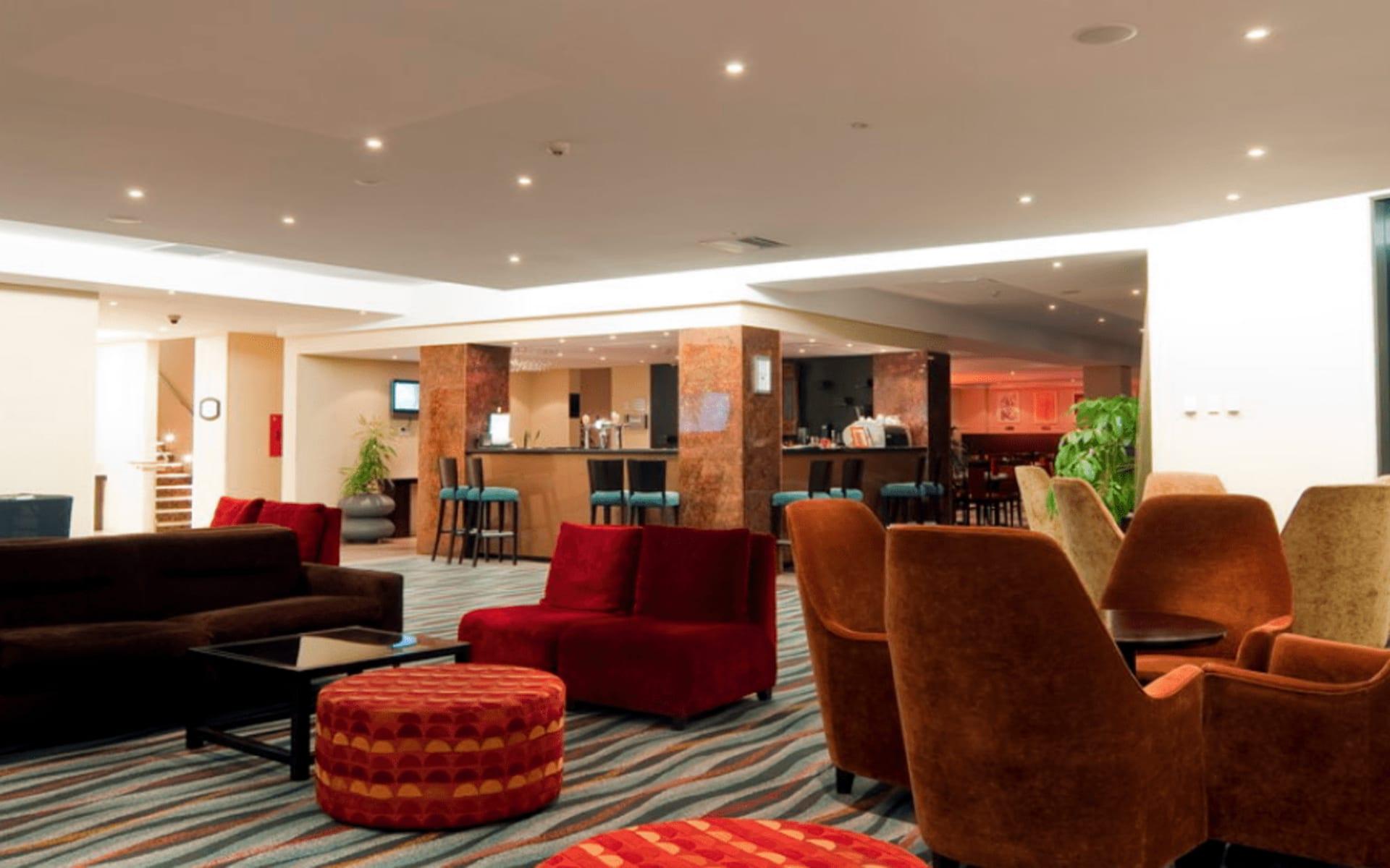 Copthorne Hotel Wellington Oriental Bay: Copthorne Wellington Oriental Bay Lobby
