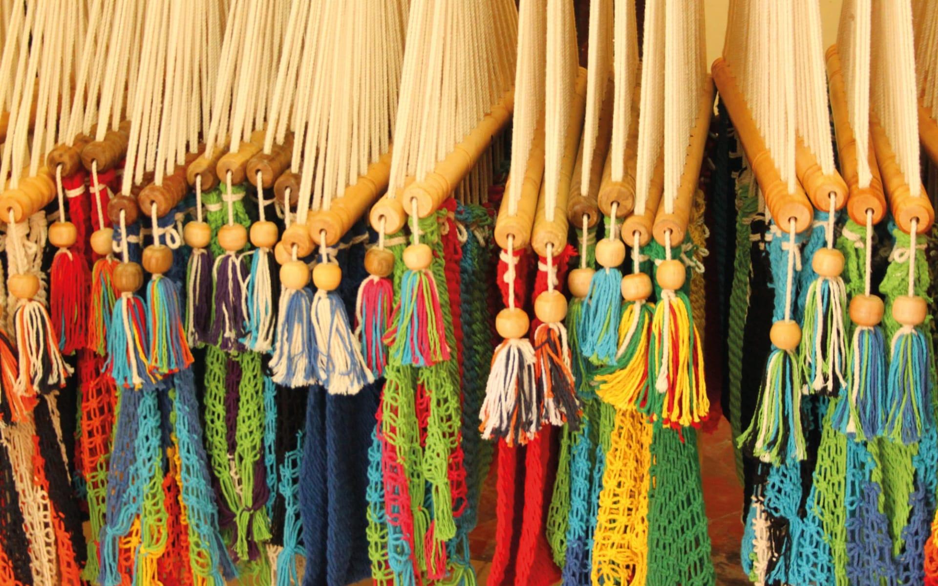 Privatreise Traumhaftes Costa Rica ab San José City: Costa Rica - farbige Hängematten