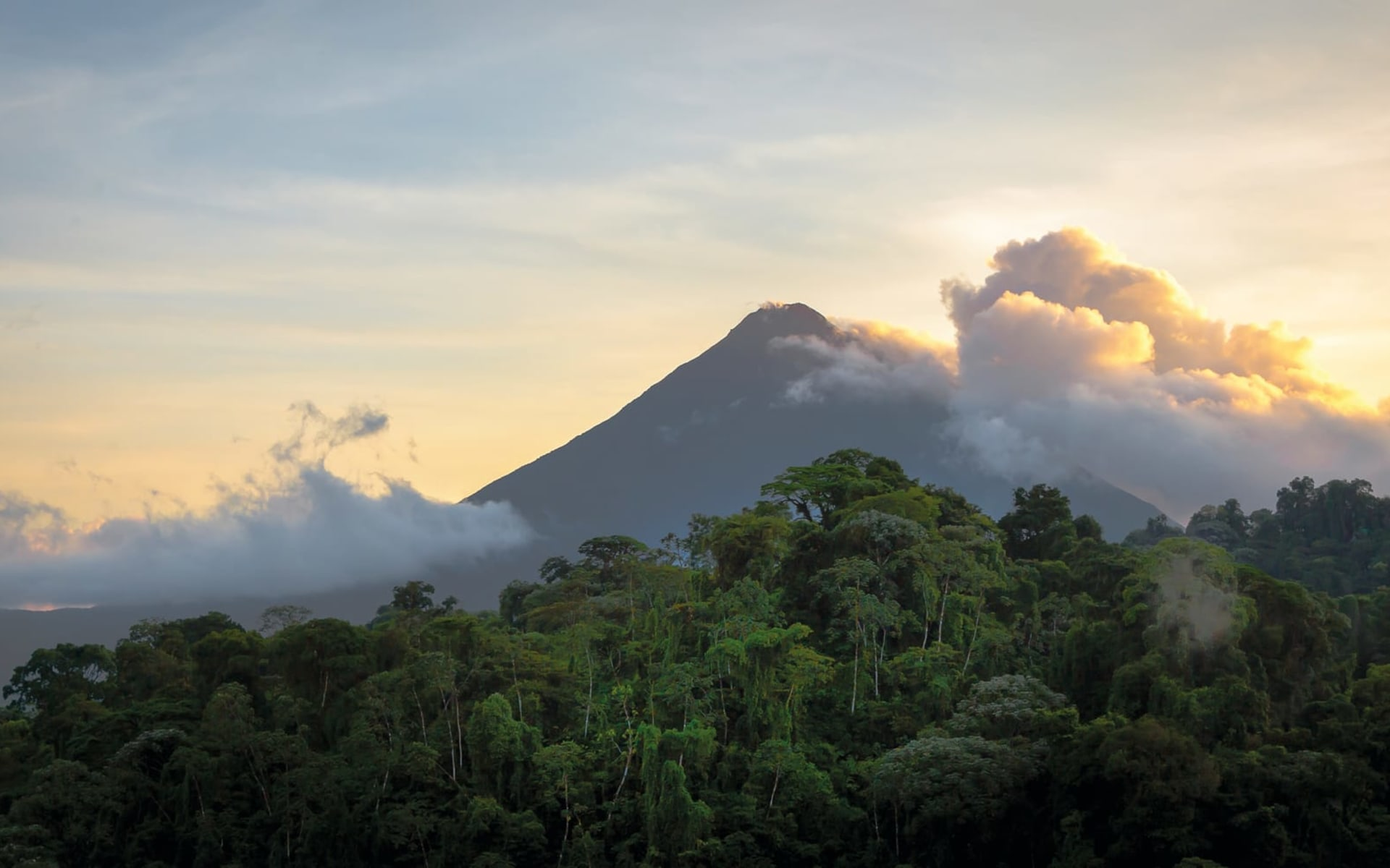 Gruppenreise Höhepunkte Costa Ricas ab San José City: Costa Rica - La Fortuna - Arenal Vulkan