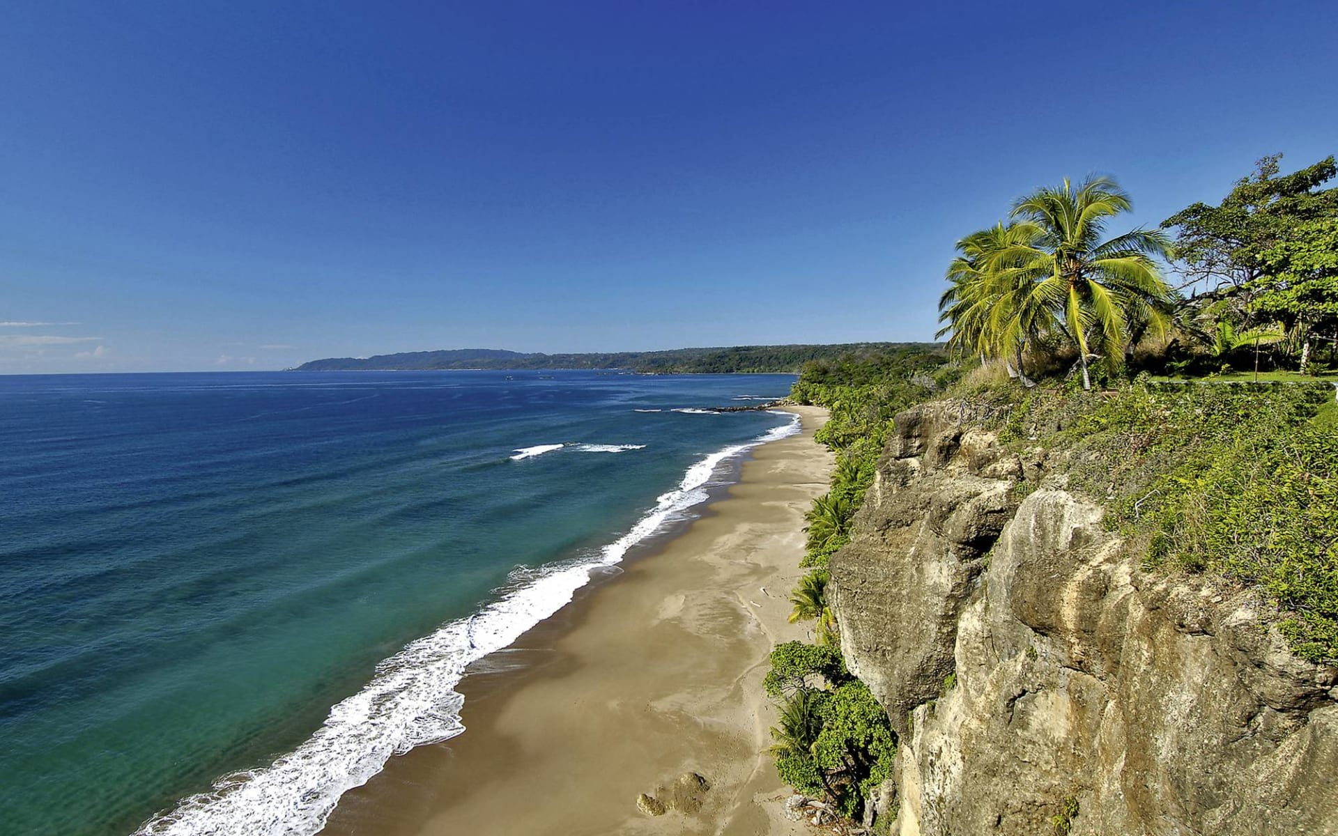 Mietwagenreise Costa Rica Total ab San José City: Costa Rica - Strand