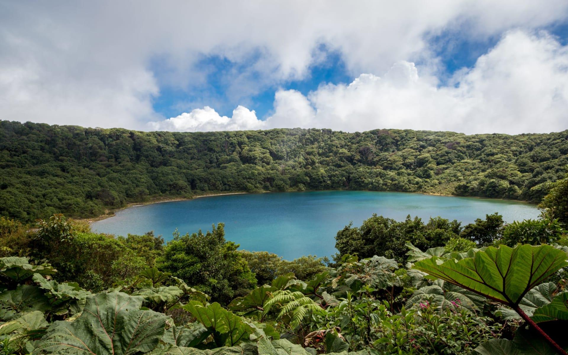 Privatreise Höhepunkte Costa Ricas ab San José City: Costa Rica - Vulkan Poas - Krater