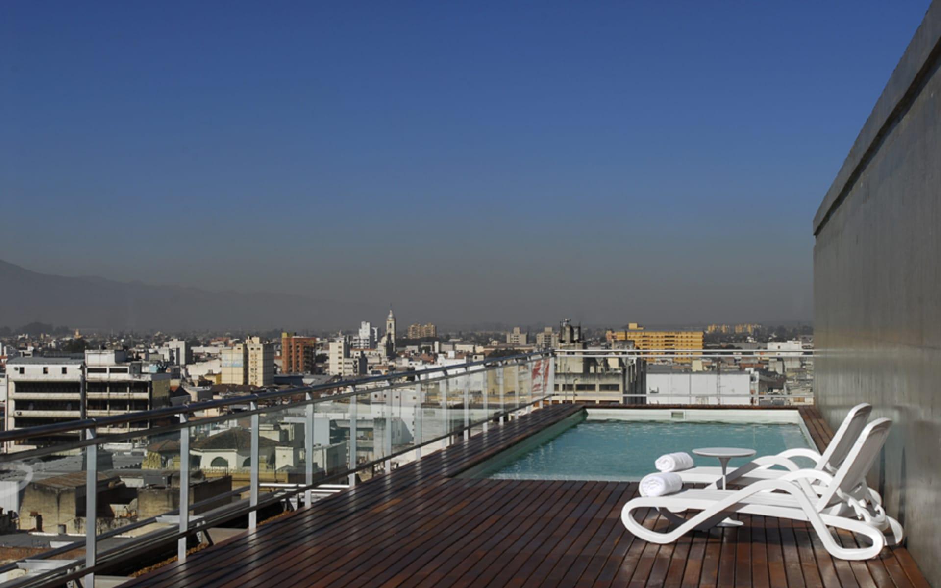 Design Suites Salta: Desing Salta- swimming pool