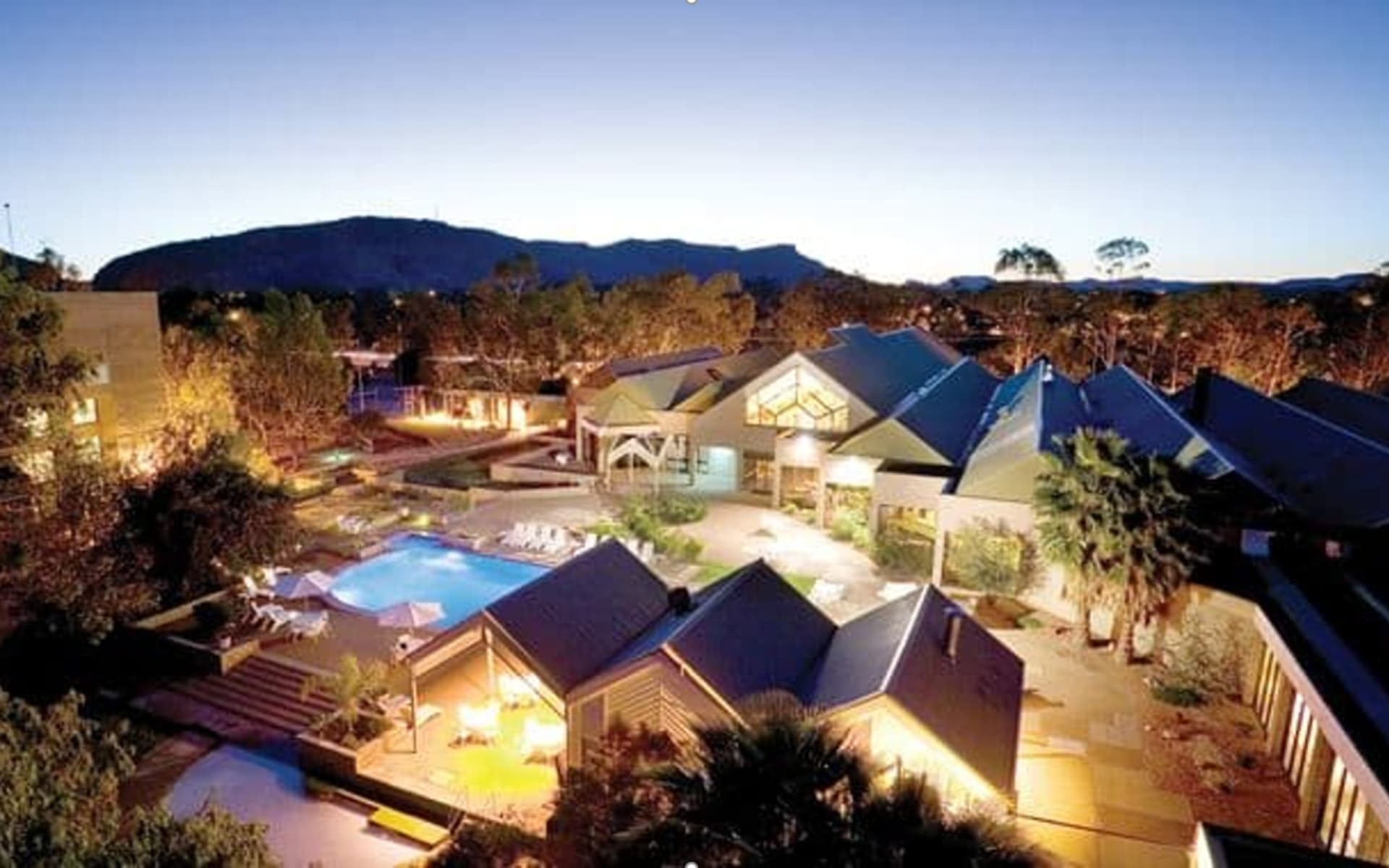 DoubleTree by Hilton Alice Springs: Double Tree by Hilton Pool