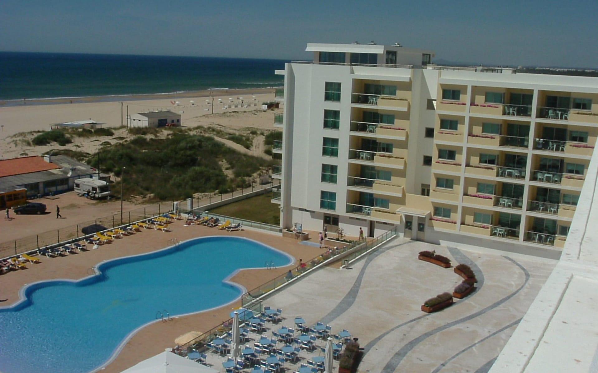 Monte Gordo - Hotel & Apartamentos Dunamar ab Vilamoura: DSCF0272