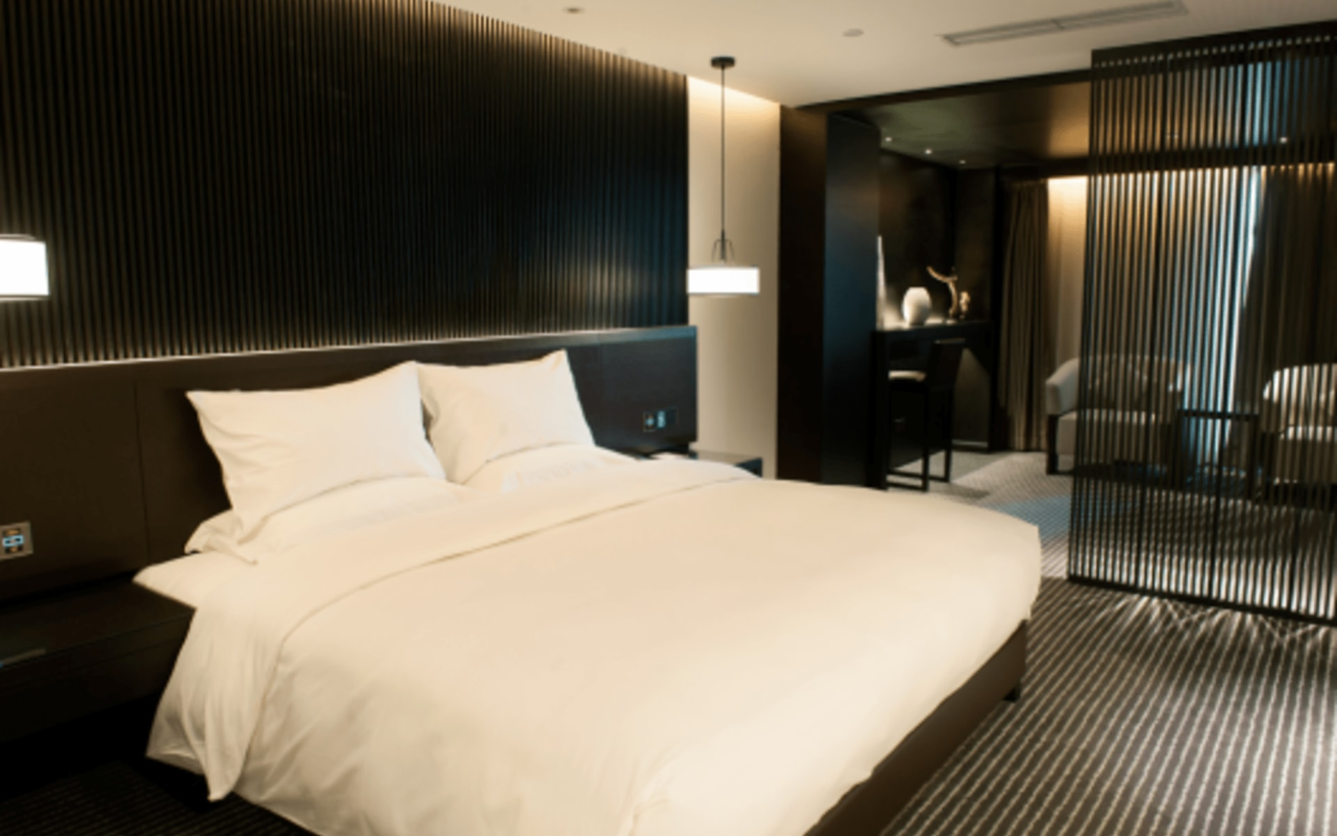 Eastern House Boutique Hotel in Xian: Eastern House Hotel Zimmer